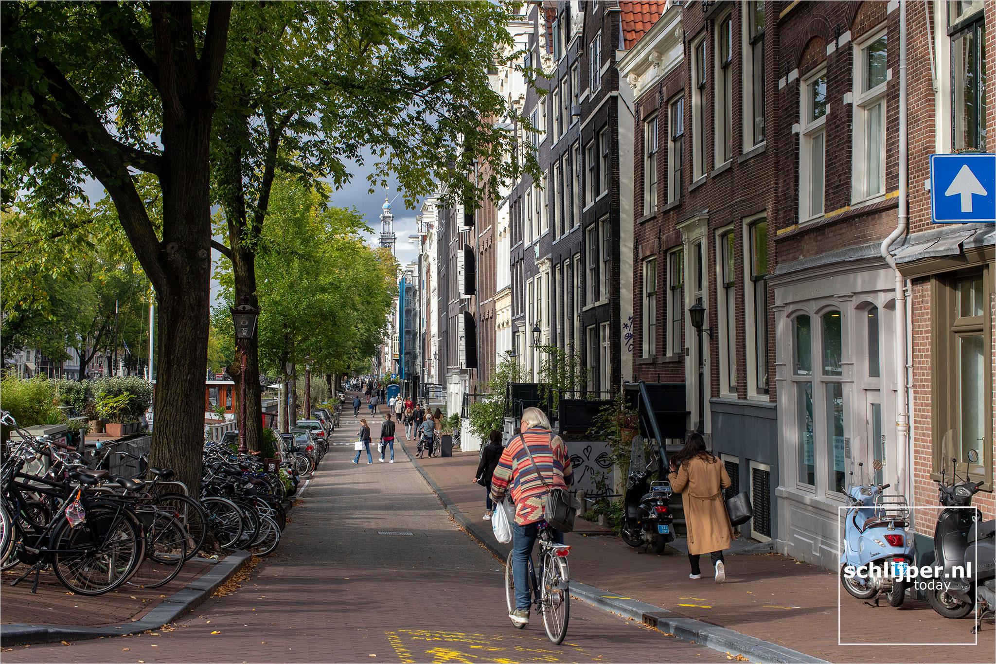 Nederland, Amsterdam, 5 september 2020