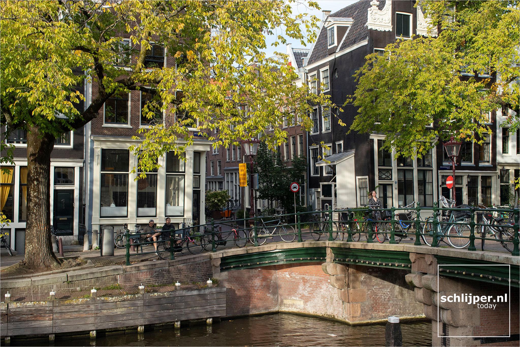 Nederland, Amsterdam, 7 september 2020