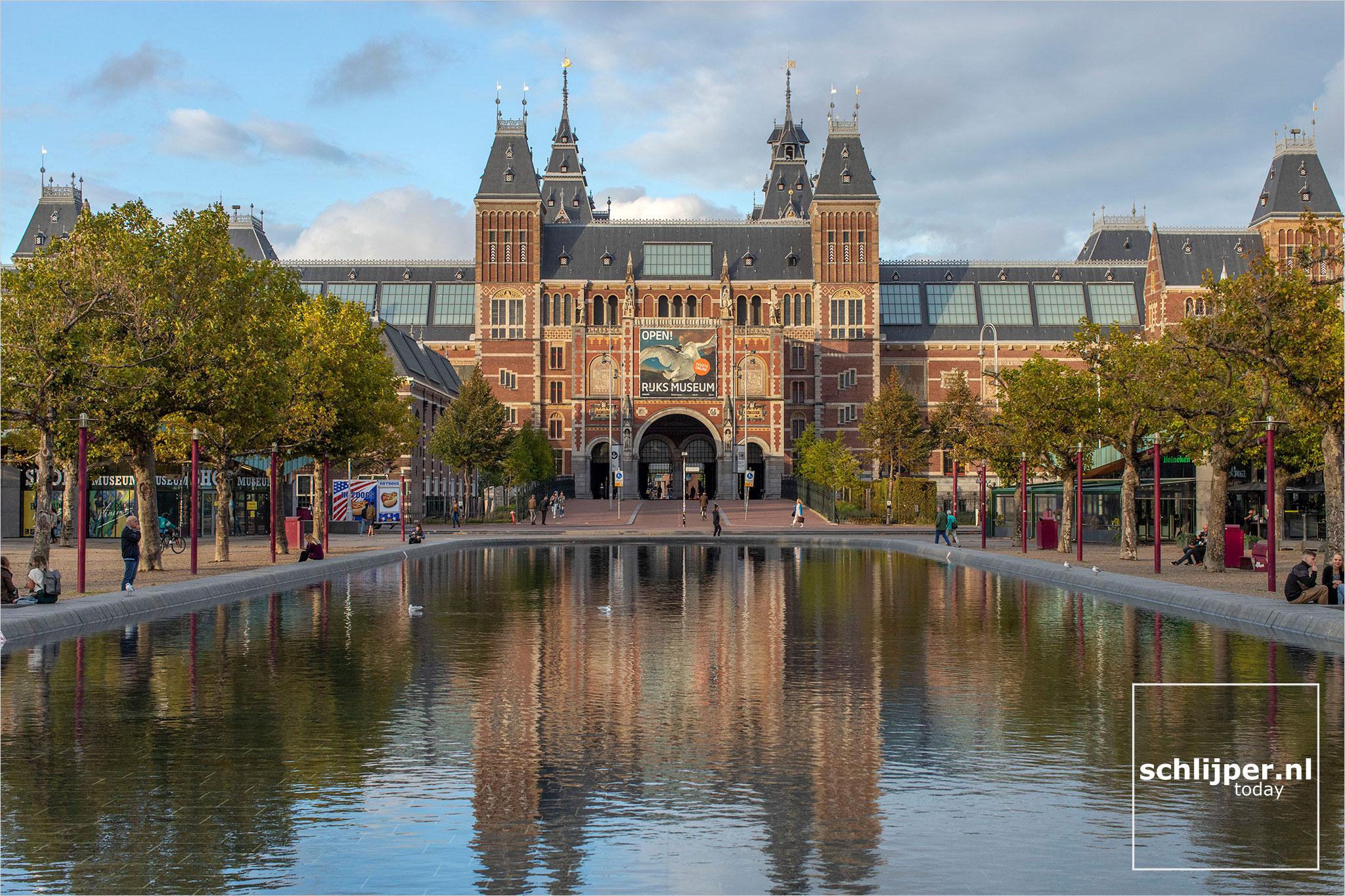 Nederland, Amsterdam, 9 september 2020