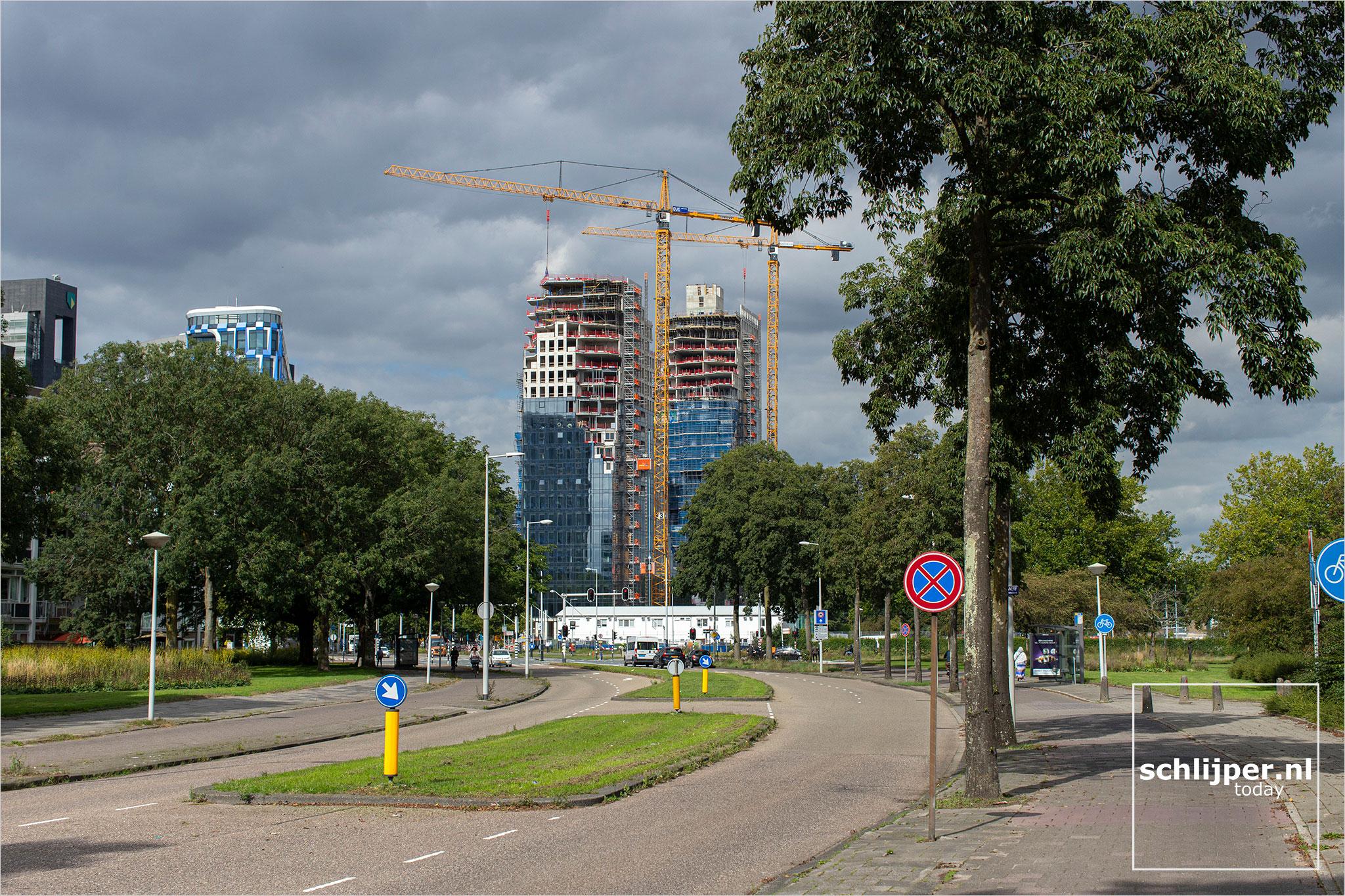 Nederland, Amsterdam, 10 september 2020