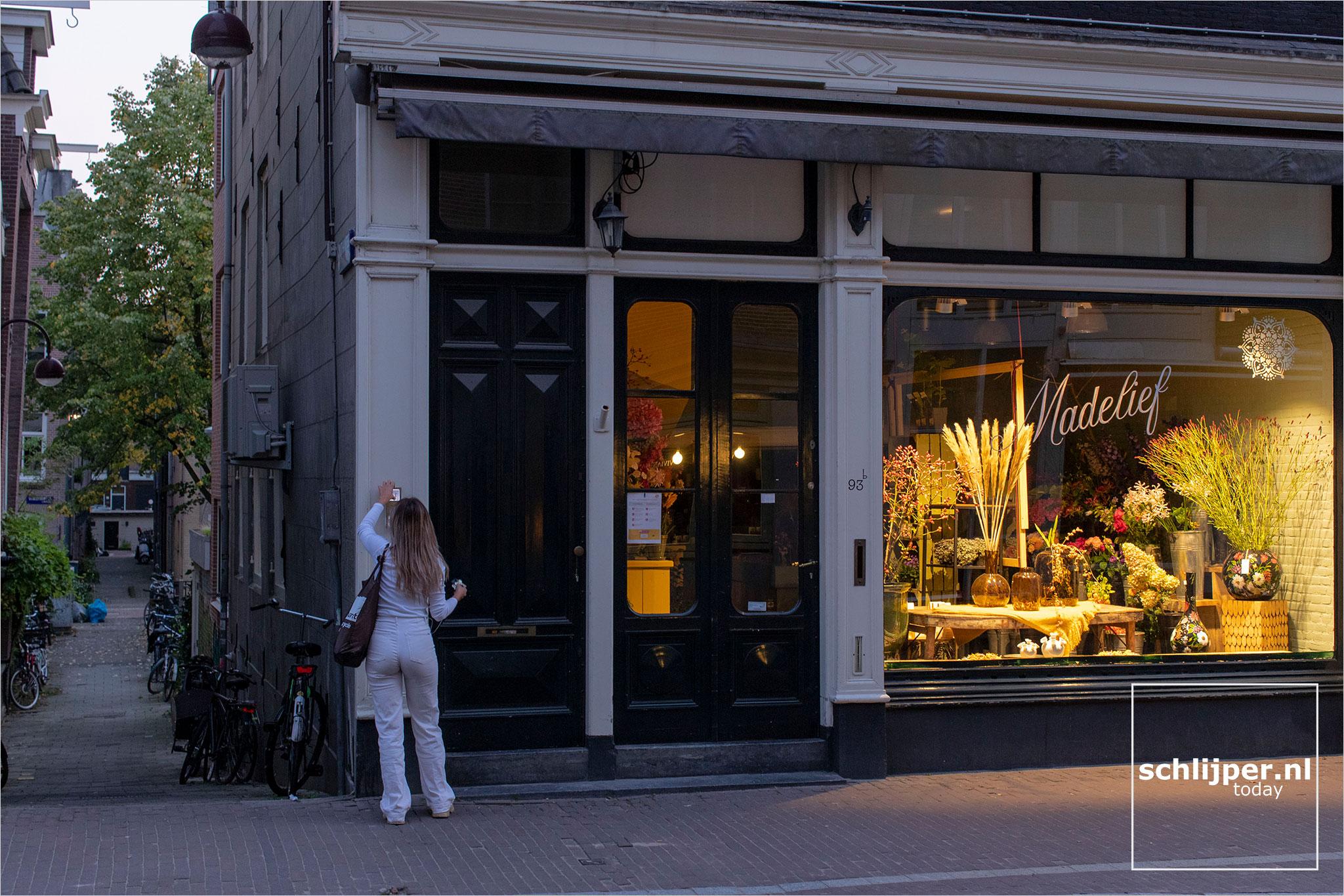 Nederland, Amsterdam, 11 september 2020
