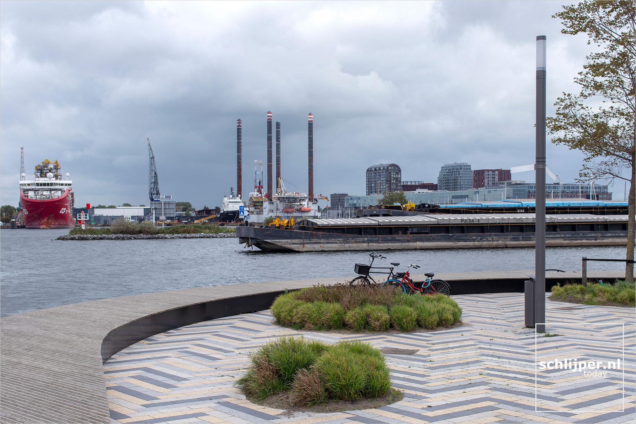 Nederland, Amsterdam, 12 september 2020