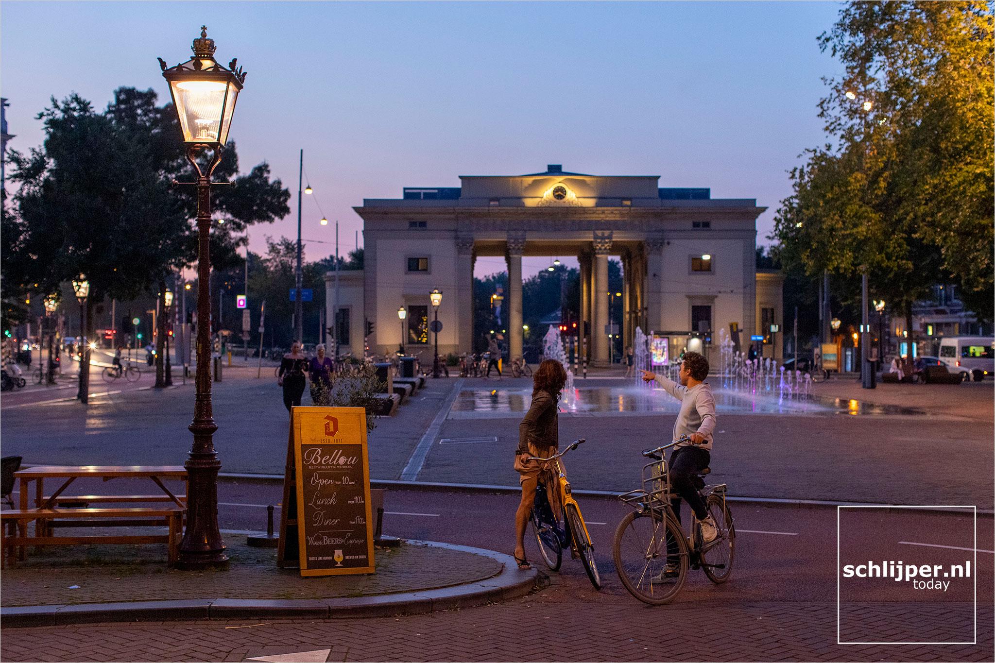 Nederland, Amsterdam, 14 september 2020