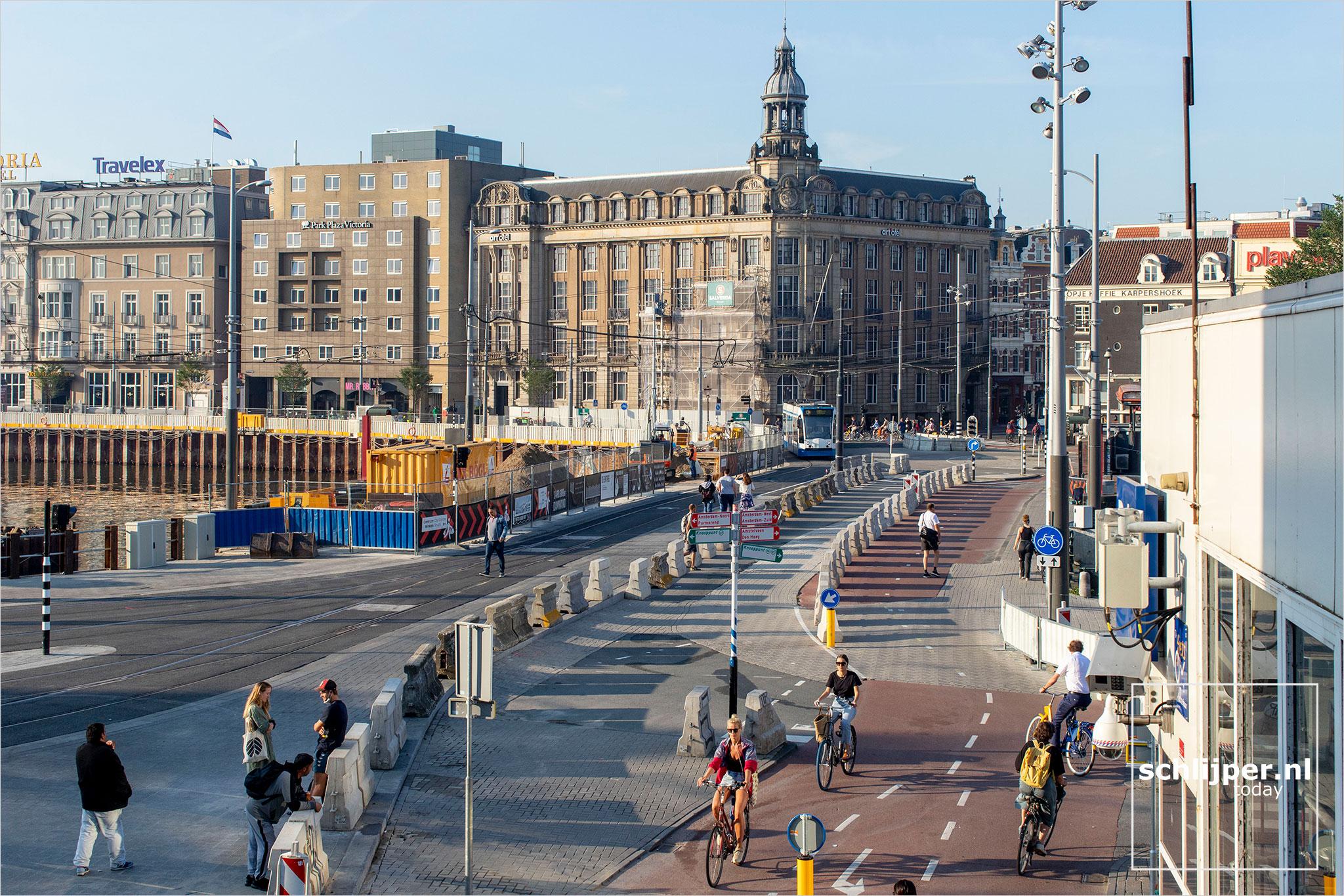 Nederland, Amsterdam, 15 september 2020