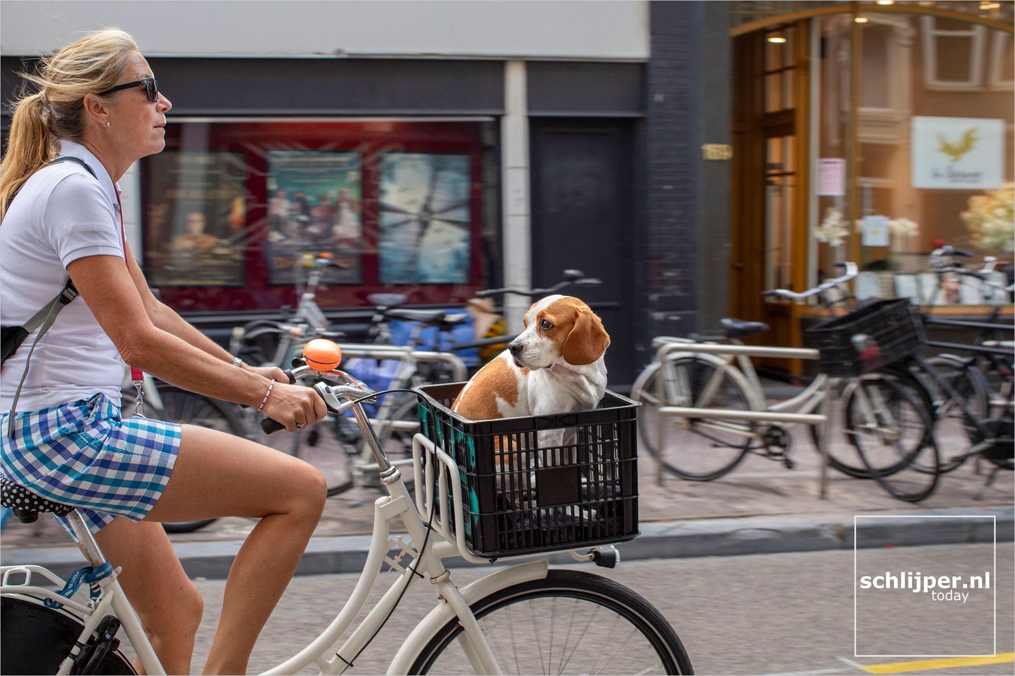 Nederland, Amsterdam, 16 september 2020