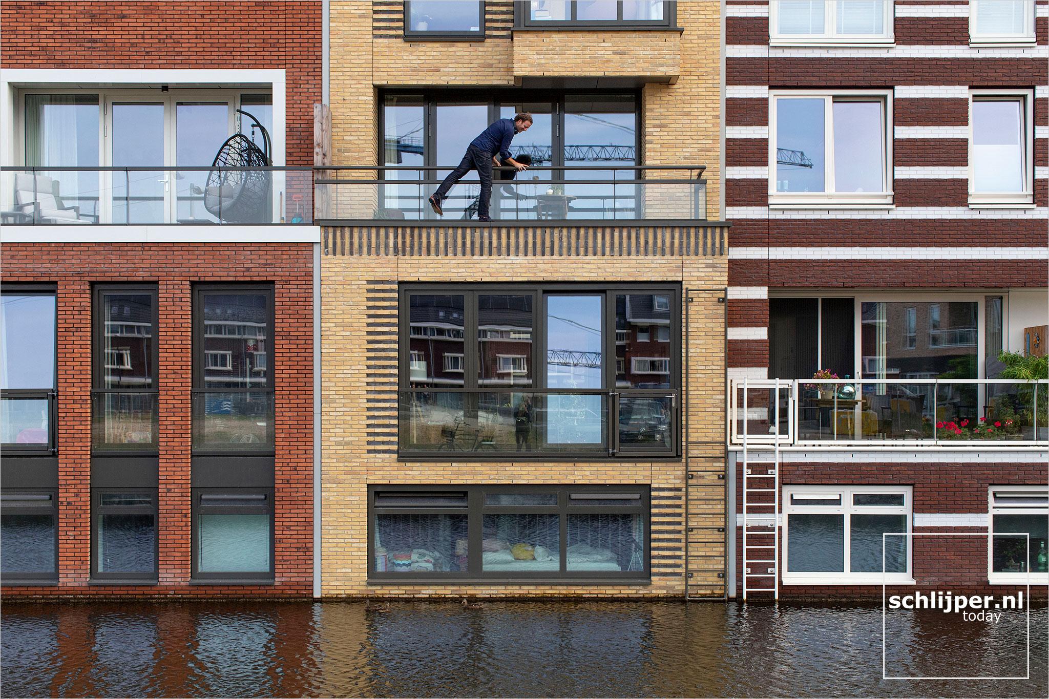 Nederland, Amsterdam, 17 september 2020