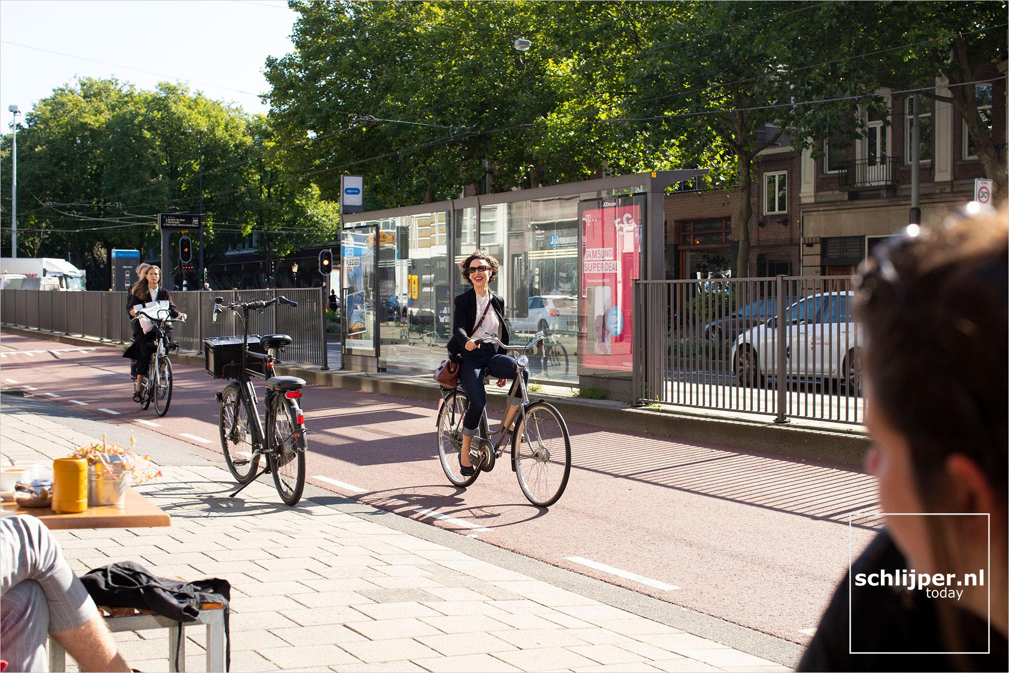 Nederland, Amsterdam, 18 september 2020
