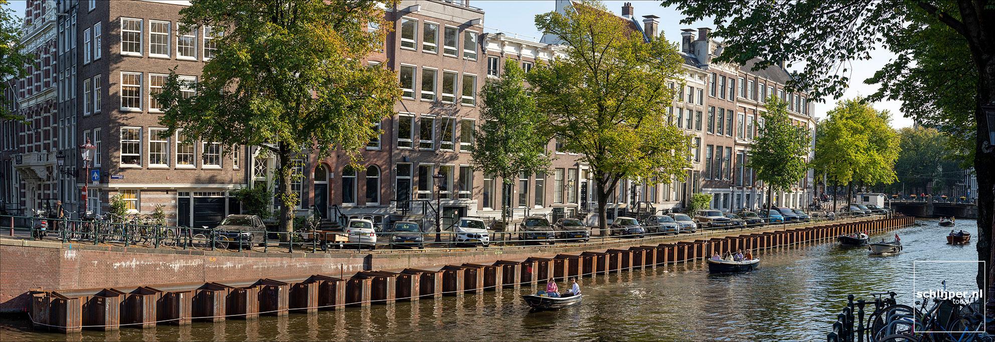 Nederland, Amsterdam, 19 september 2020