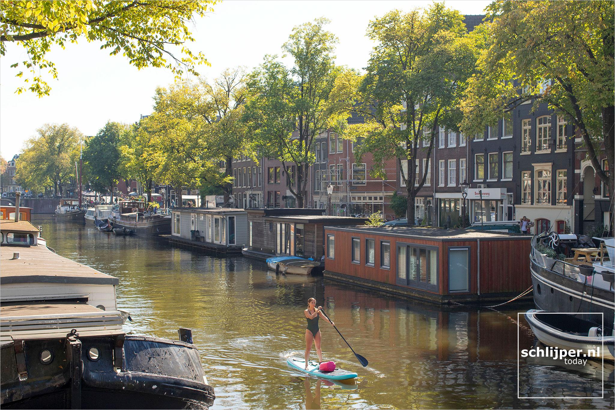 Nederland, Amsterdam, 21 september 2020