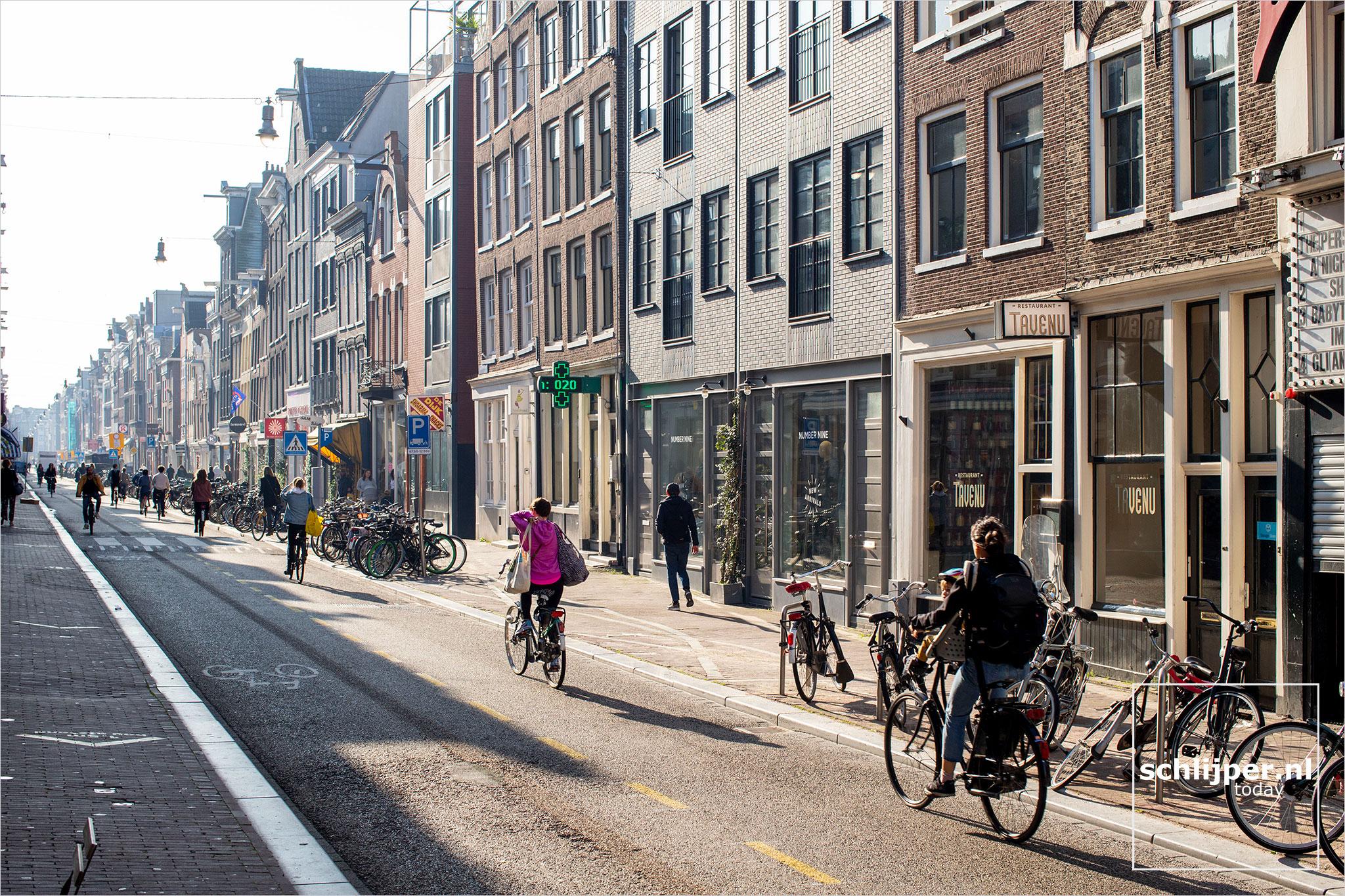 Nederland, Amsterdam, 22 september 2020