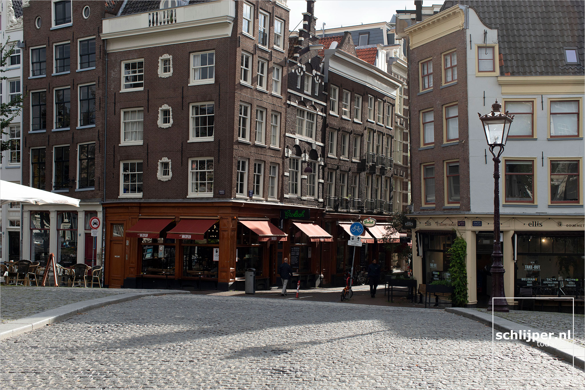 Nederland, Amsterdam, 24 september 2020