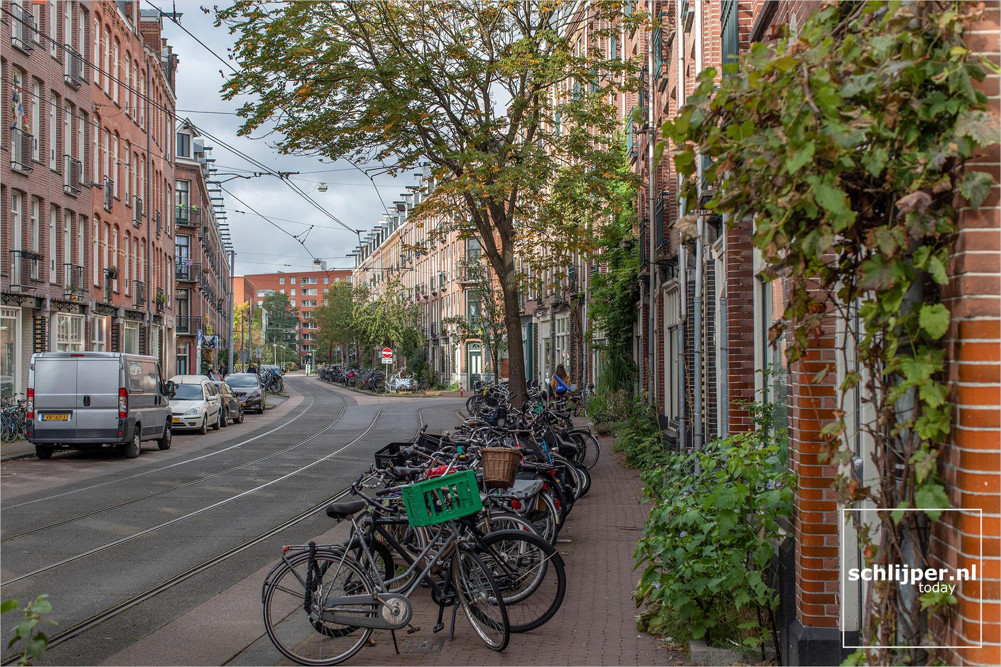 Nederland, Amsterdam, 25 september 2020