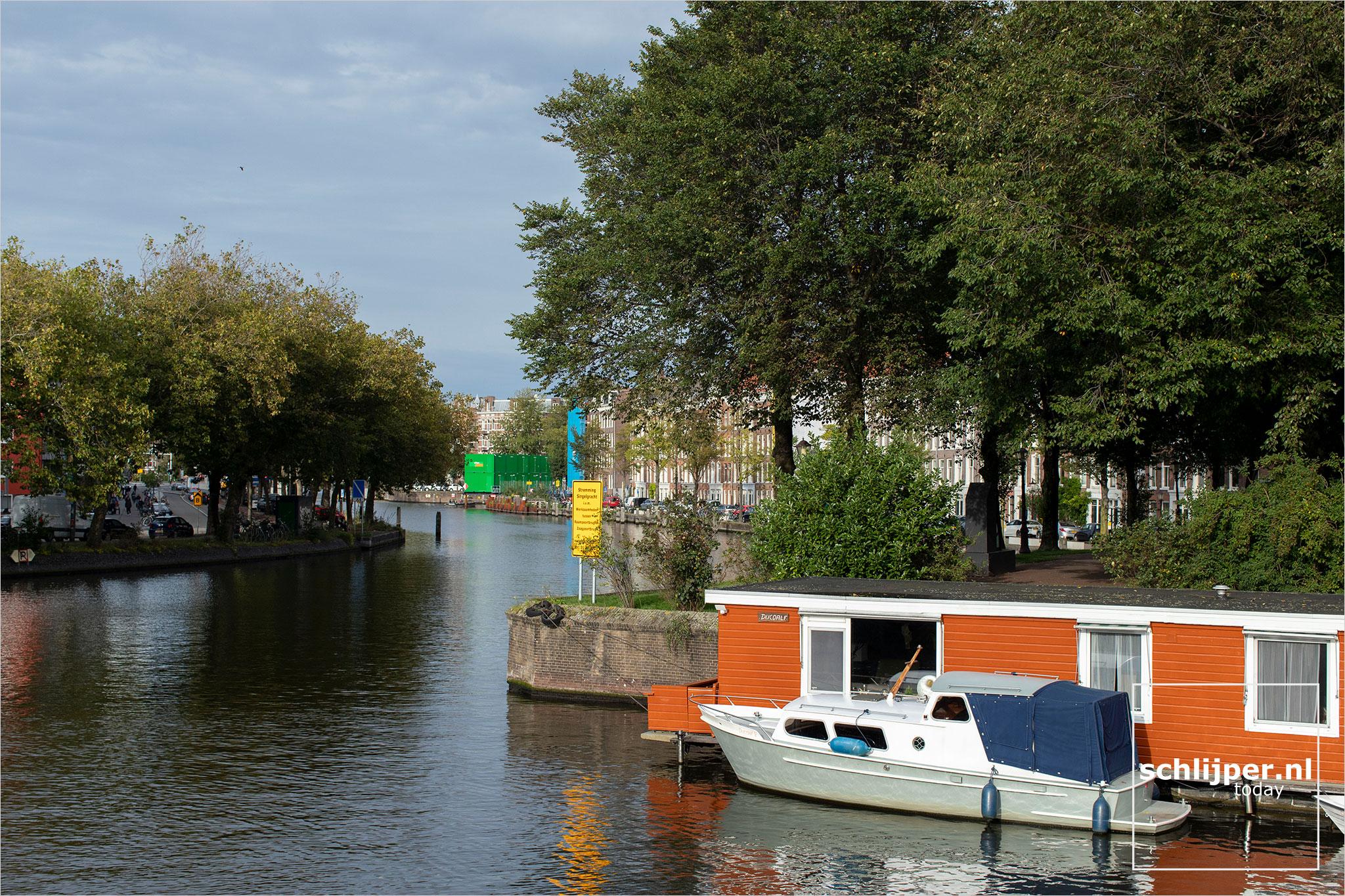 Nederland, Amsterdam, 26 september 2020