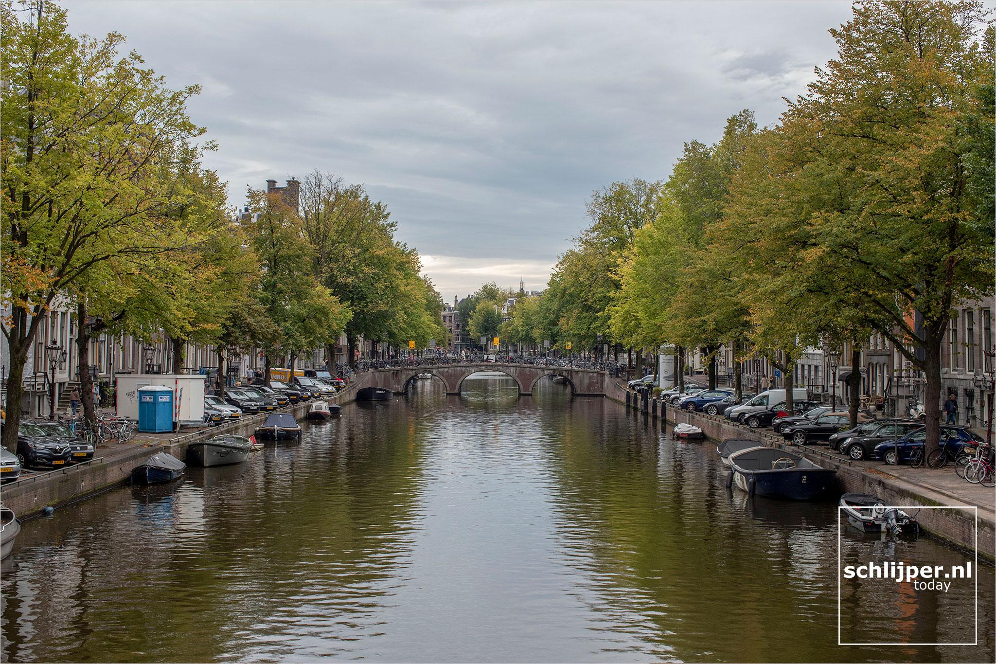 Nederland, Amsterdam, 27 september 2020