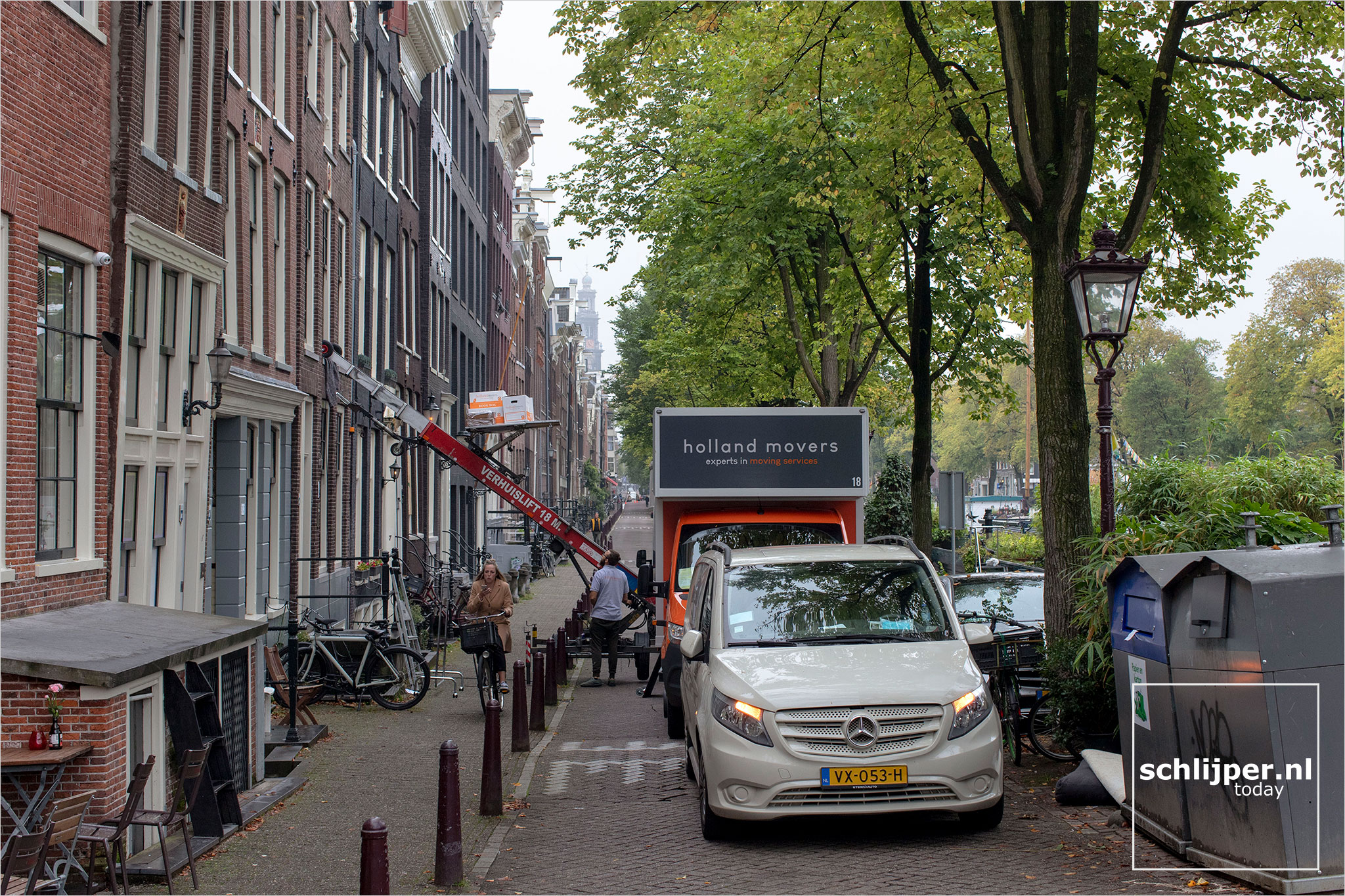 Nederland, Amsterdam, 28 september 2020