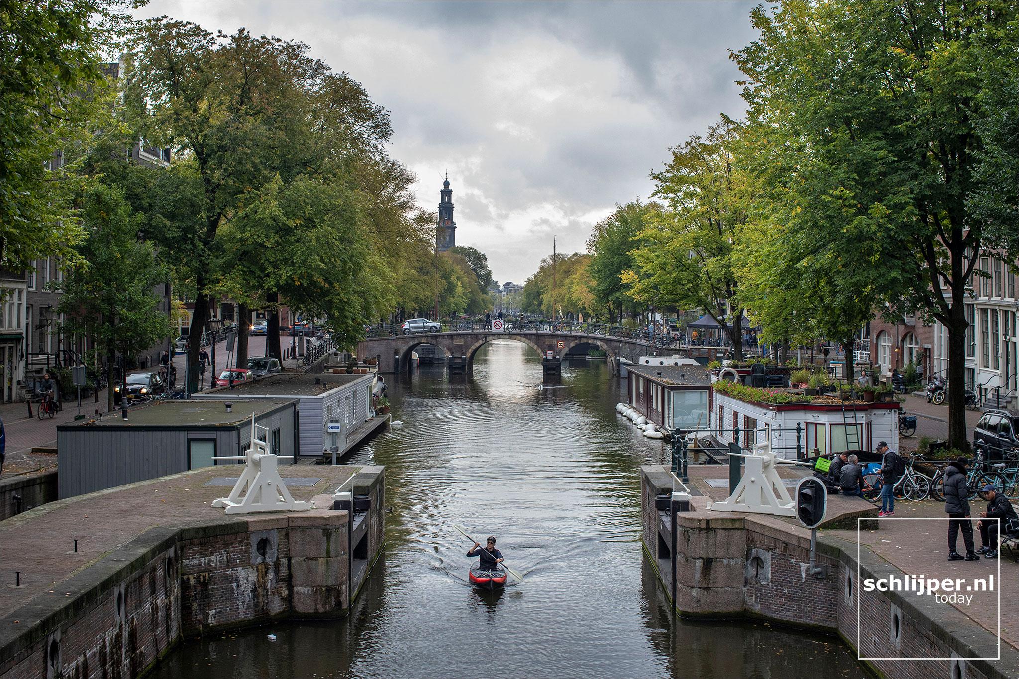 Nederland, Amsterdam, 30 september 2020