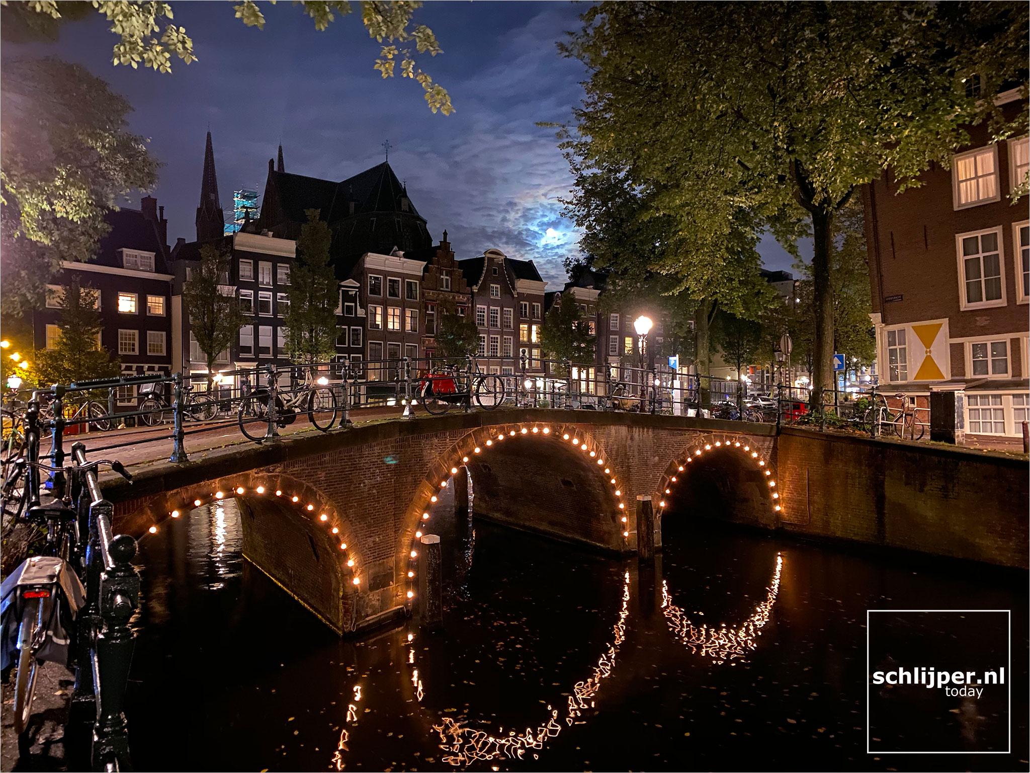 Nederland, Amsterdam, 3 oktober 2020