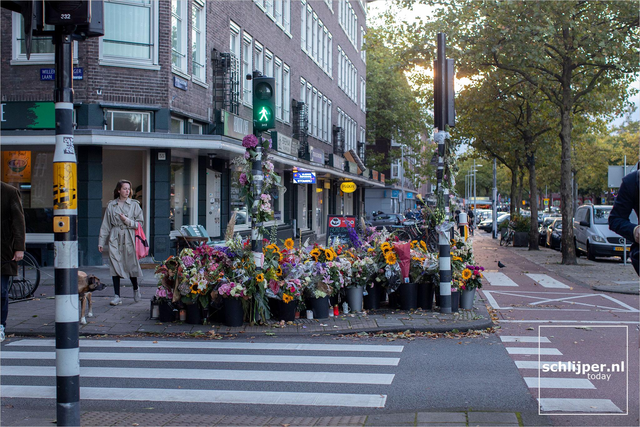 Nederland, Amsterdam, 4 oktober 2020
