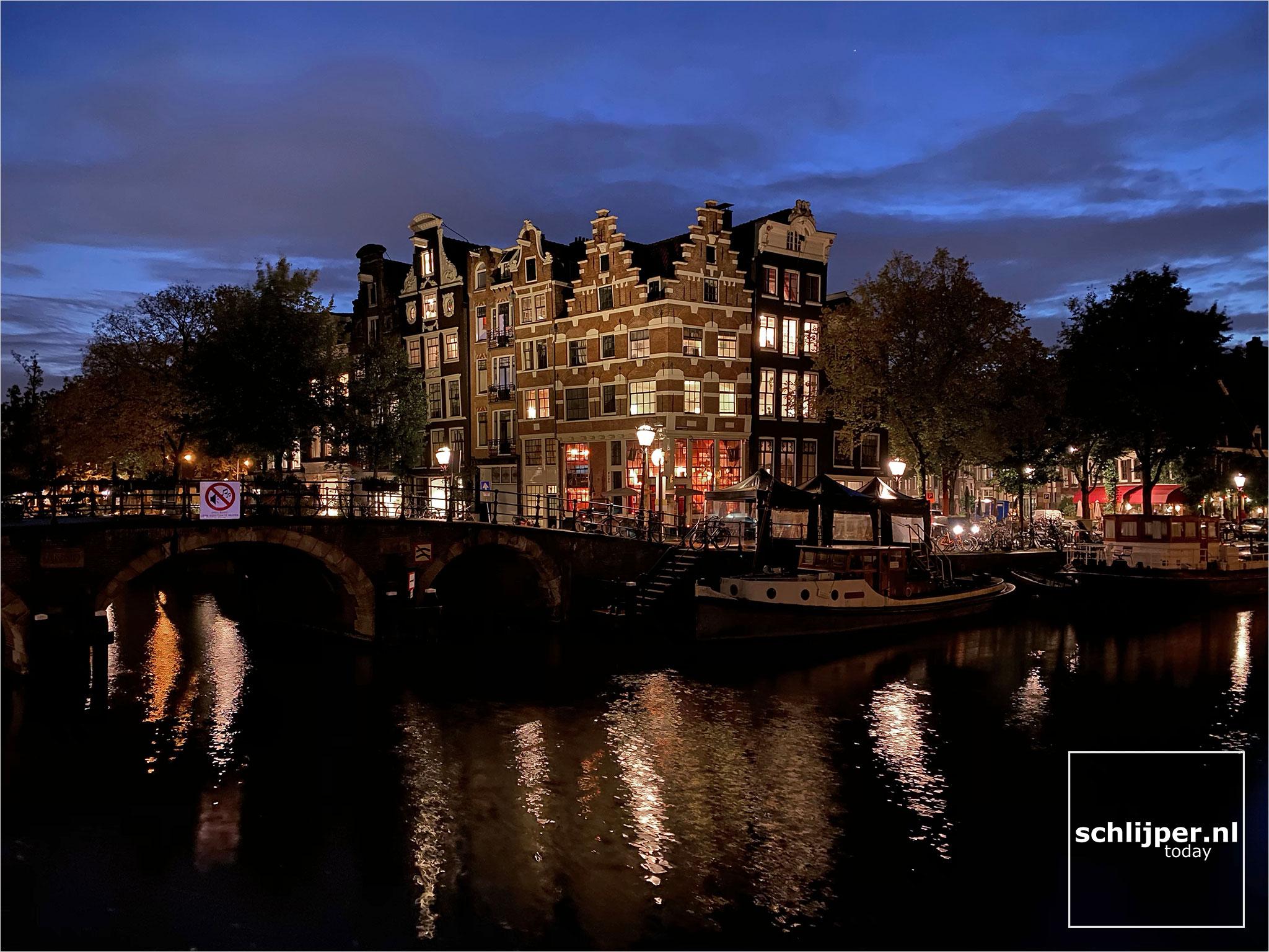 Nederland, Amsterdam, 5 oktober 2020