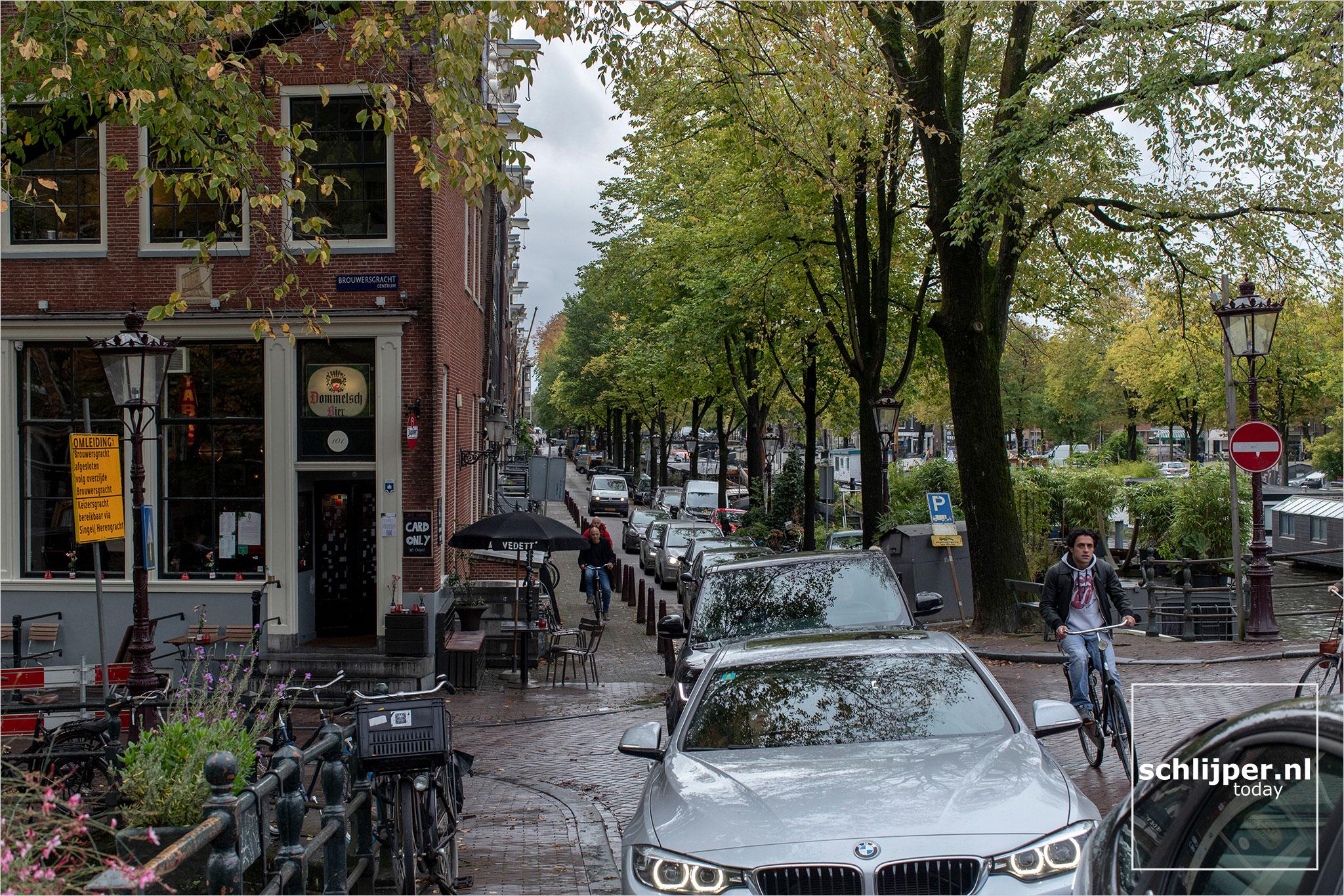 Nederland, Amsterdam, 6 oktober 2020