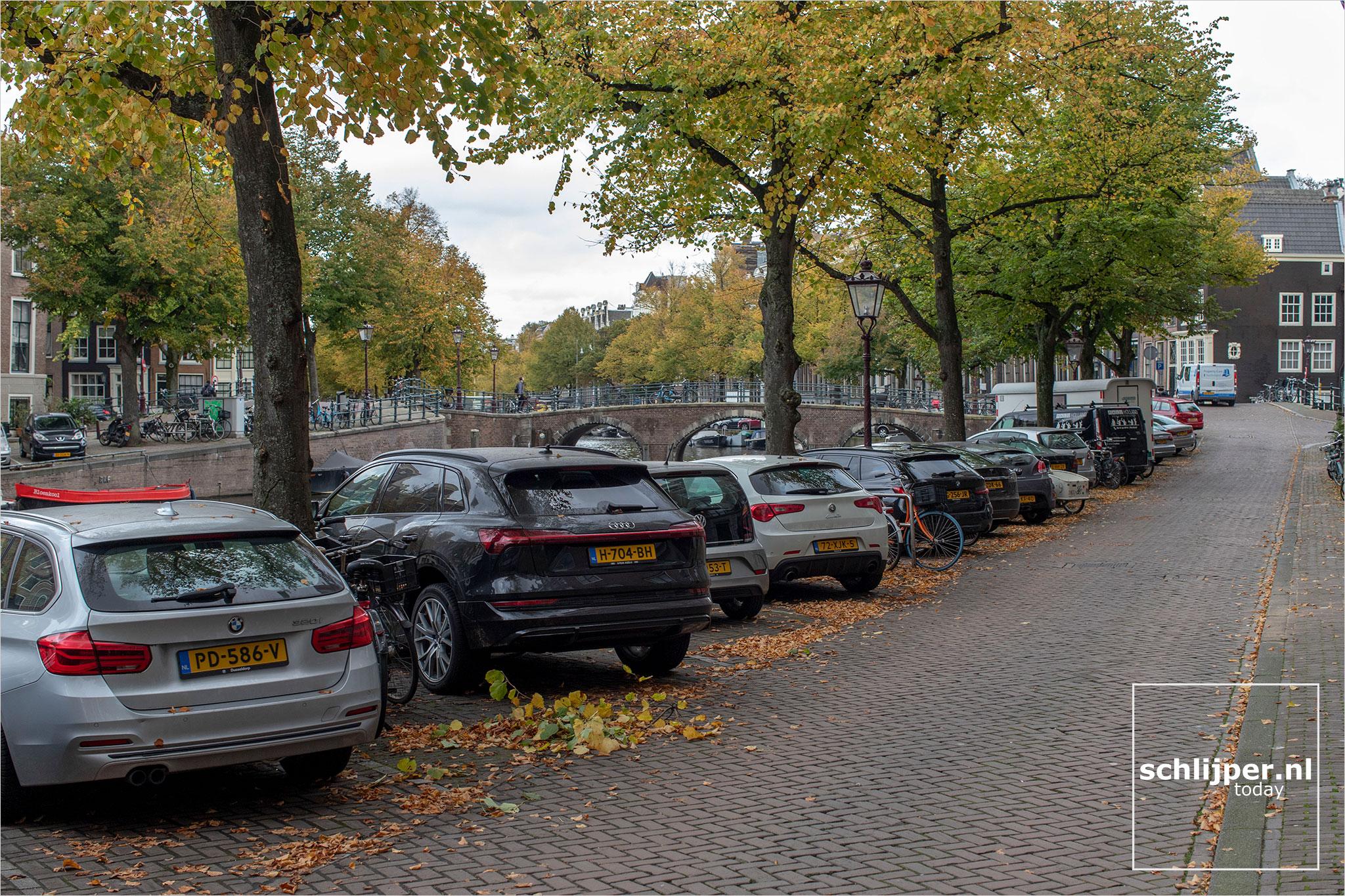 Nederland, Amsterdam, 7 oktober 2020