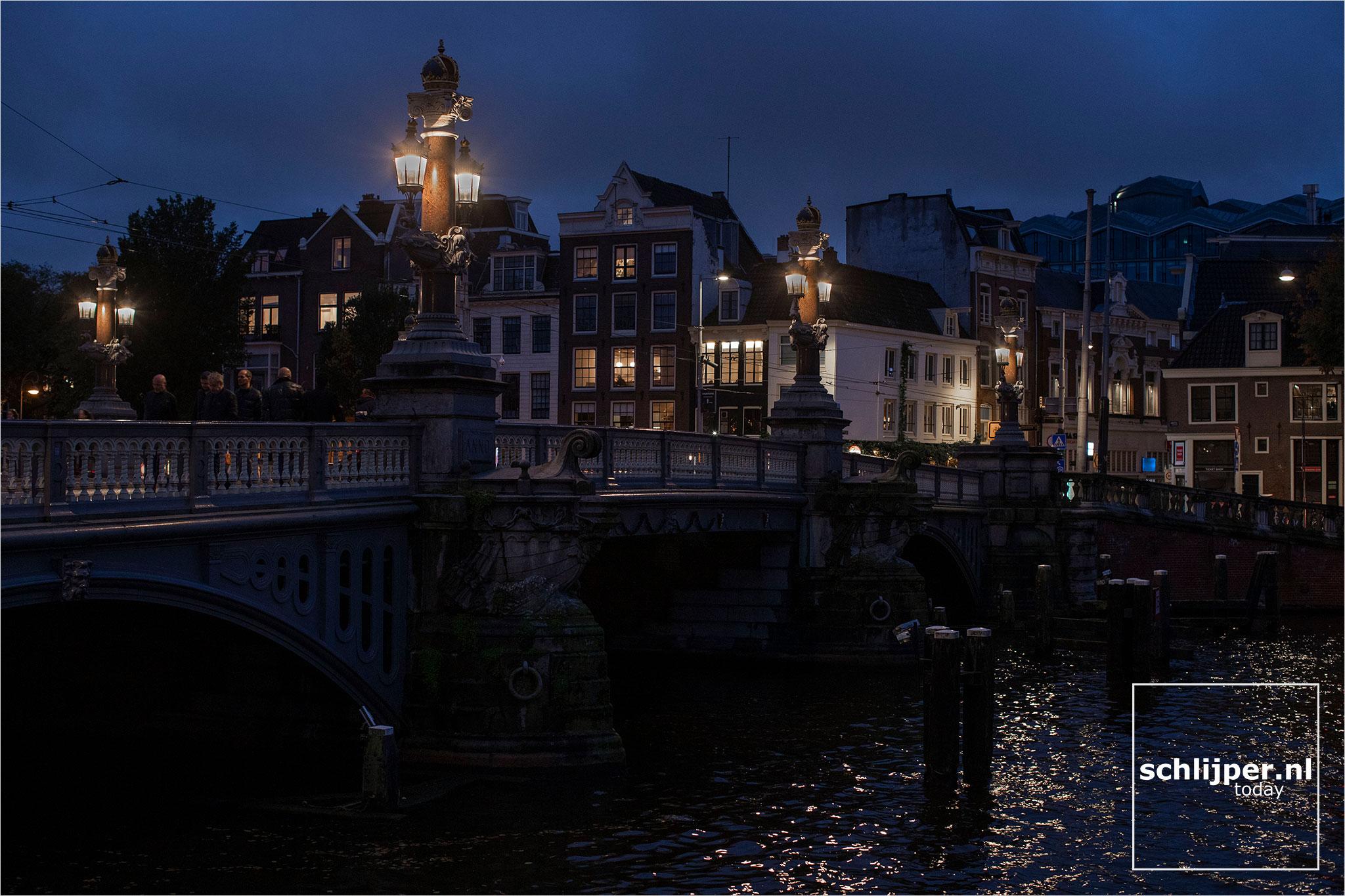 Nederland, Amsterdam, 8 oktober 2020