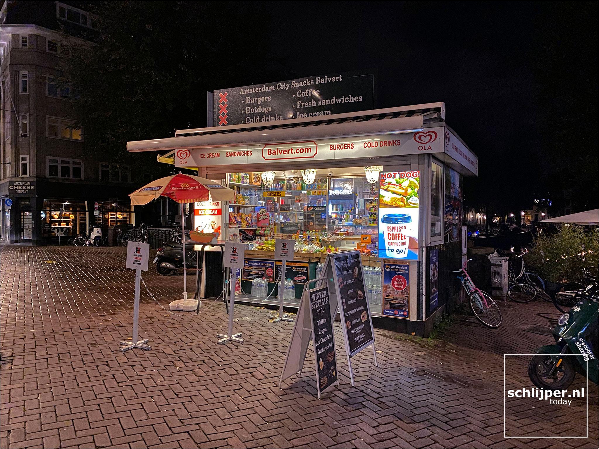 Nederland, Amsterdam, 10 oktober 2020