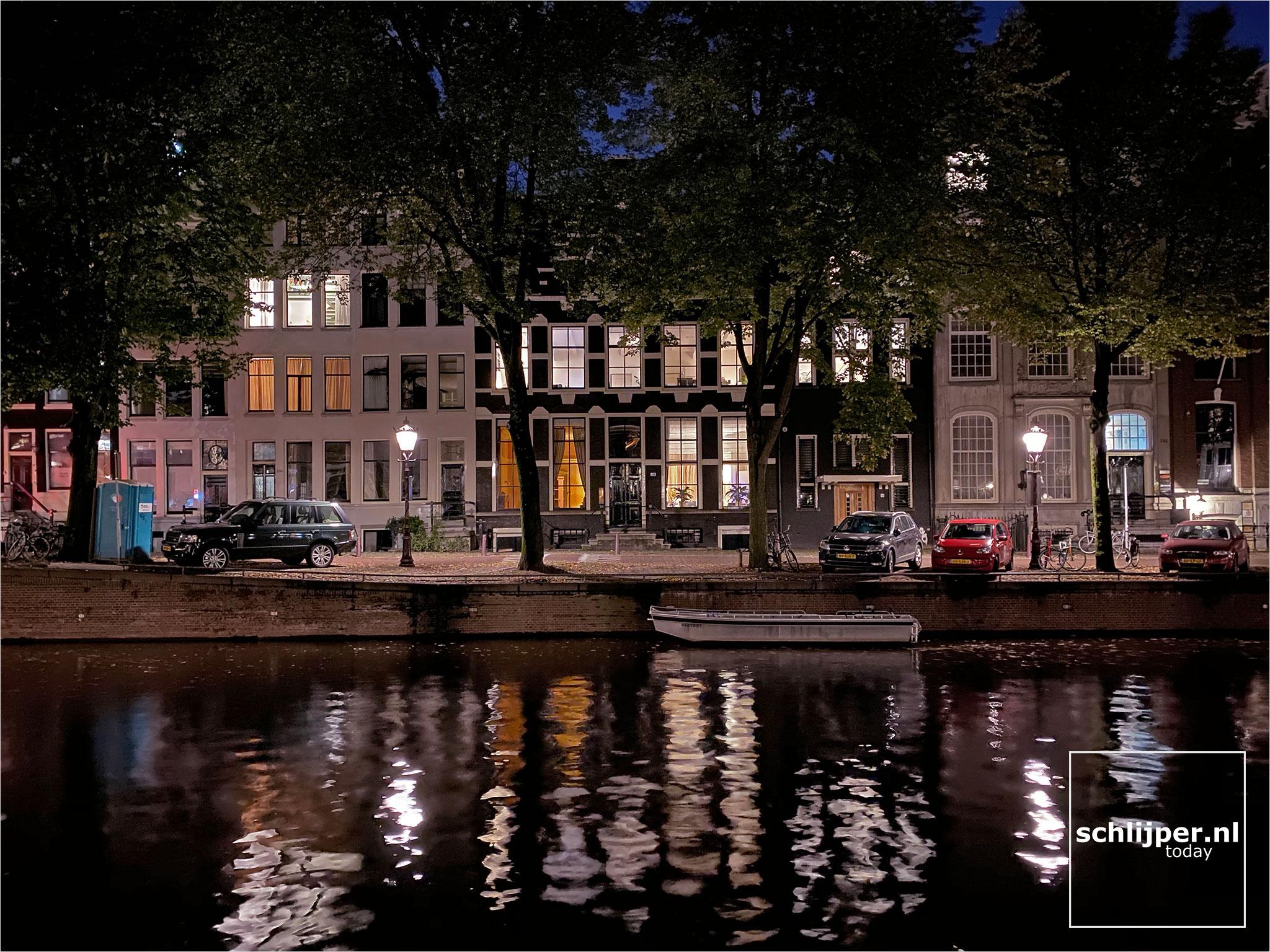 Nederland, Amsterdam, 11 oktober 2020