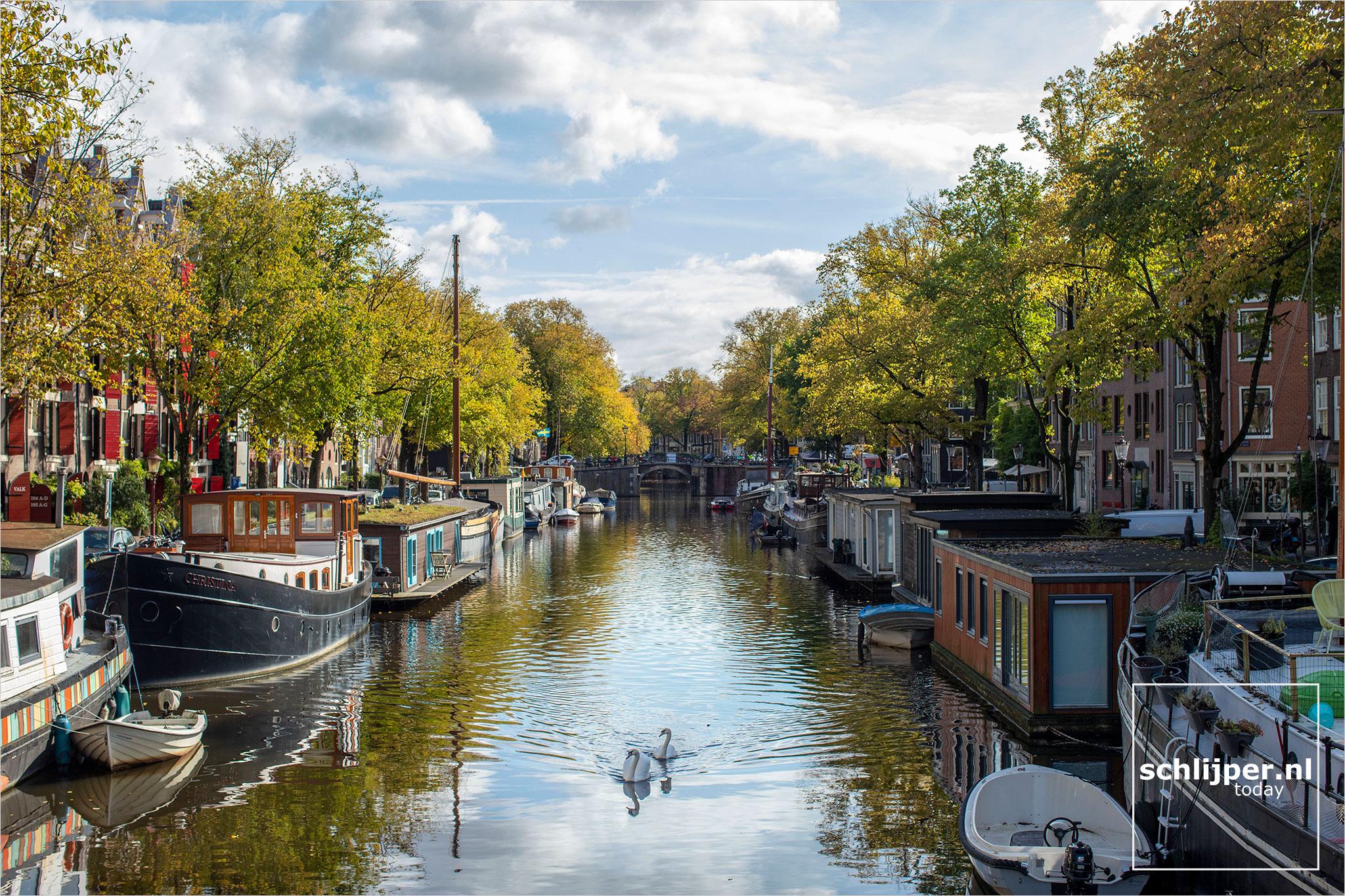 Nederland, Amsterdam, 12 oktober 2020