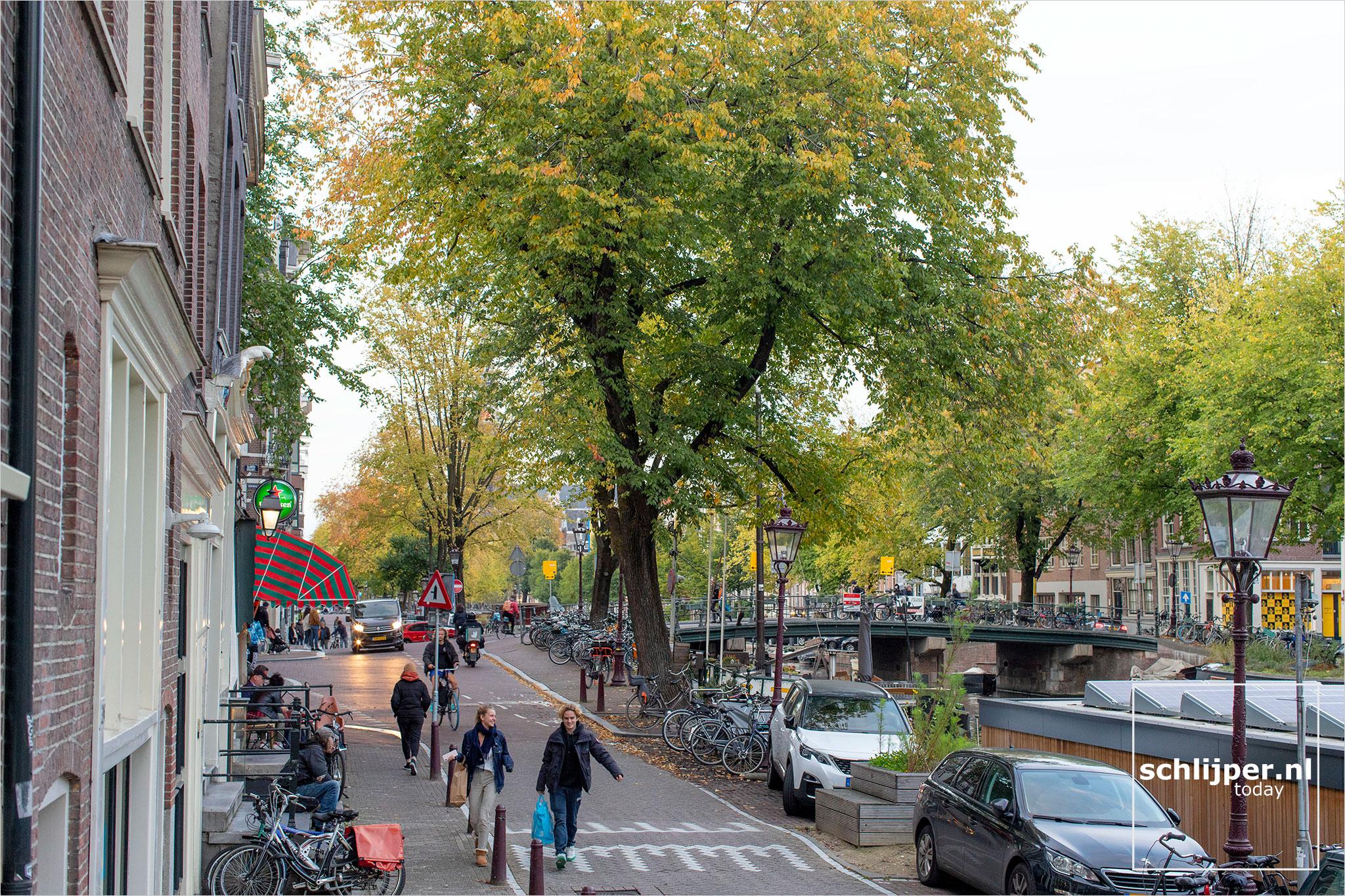 Nederland, Amsterdam, 13 oktober 2020