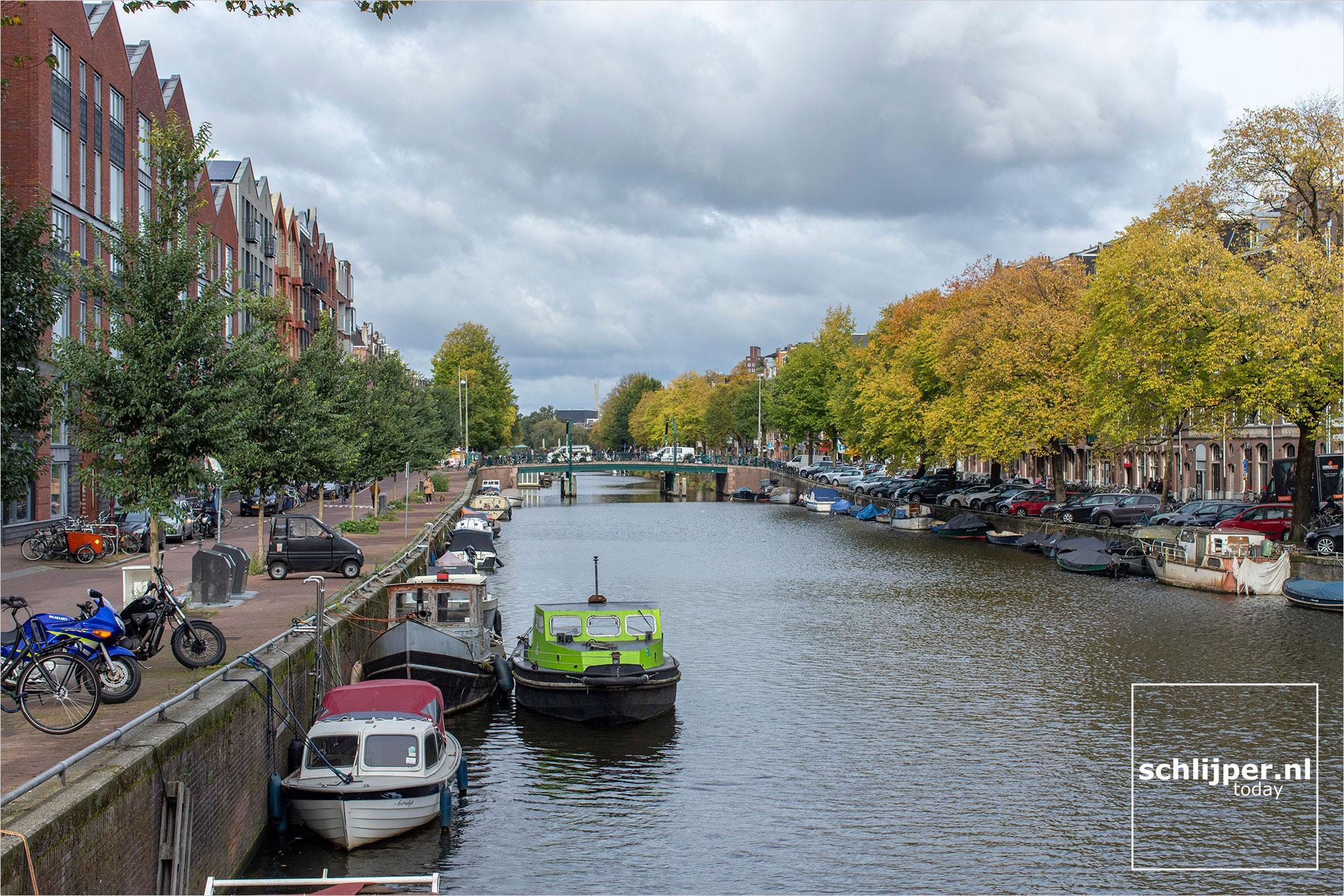 Nederland, Amsterdam, 14 oktober 2020