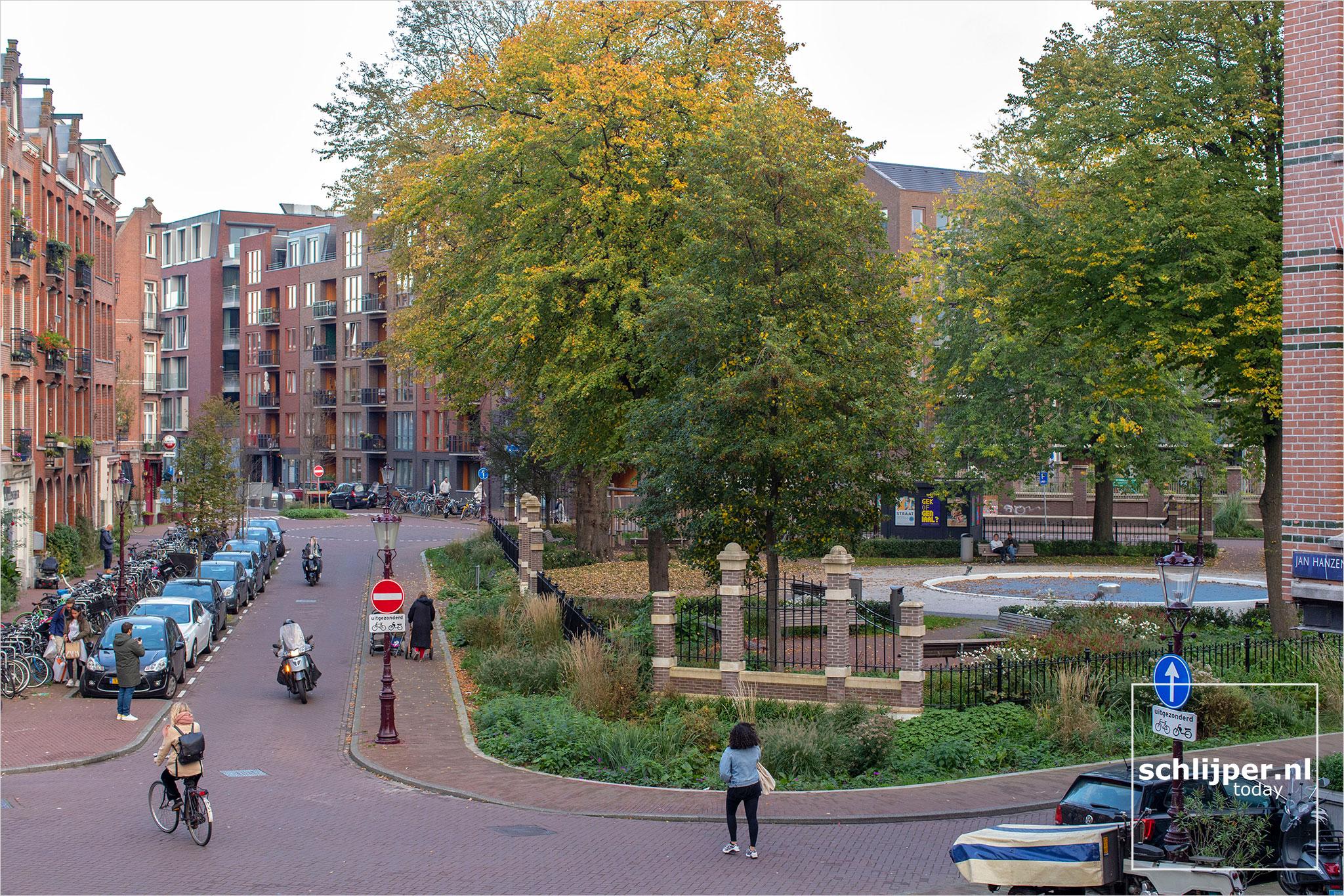 Nederland, Amsterdam, 17 oktober 2020