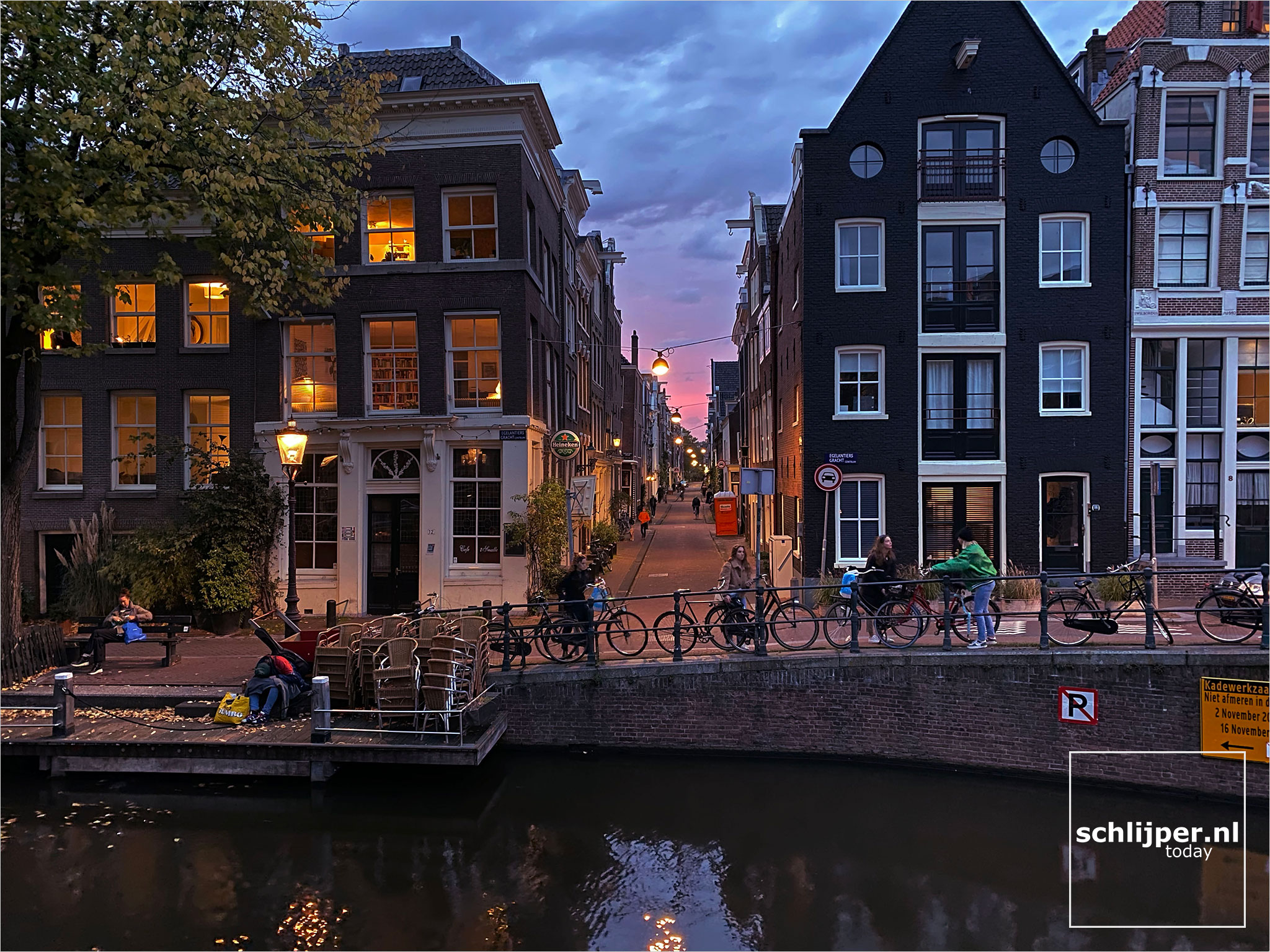Nederland, Amsterdam, 20 oktober 2020