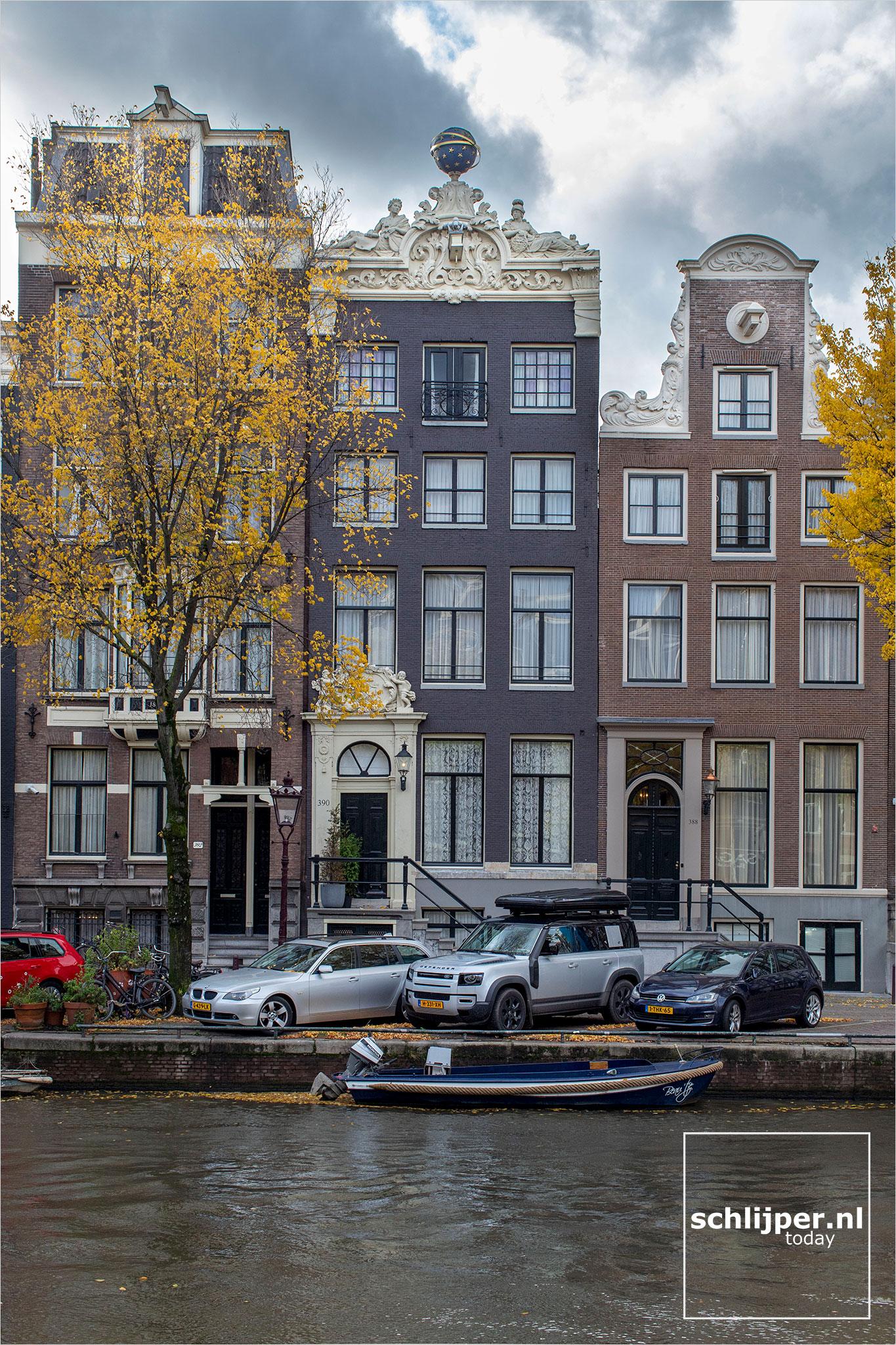 Nederland, Amsterdam, 21 oktober 2020