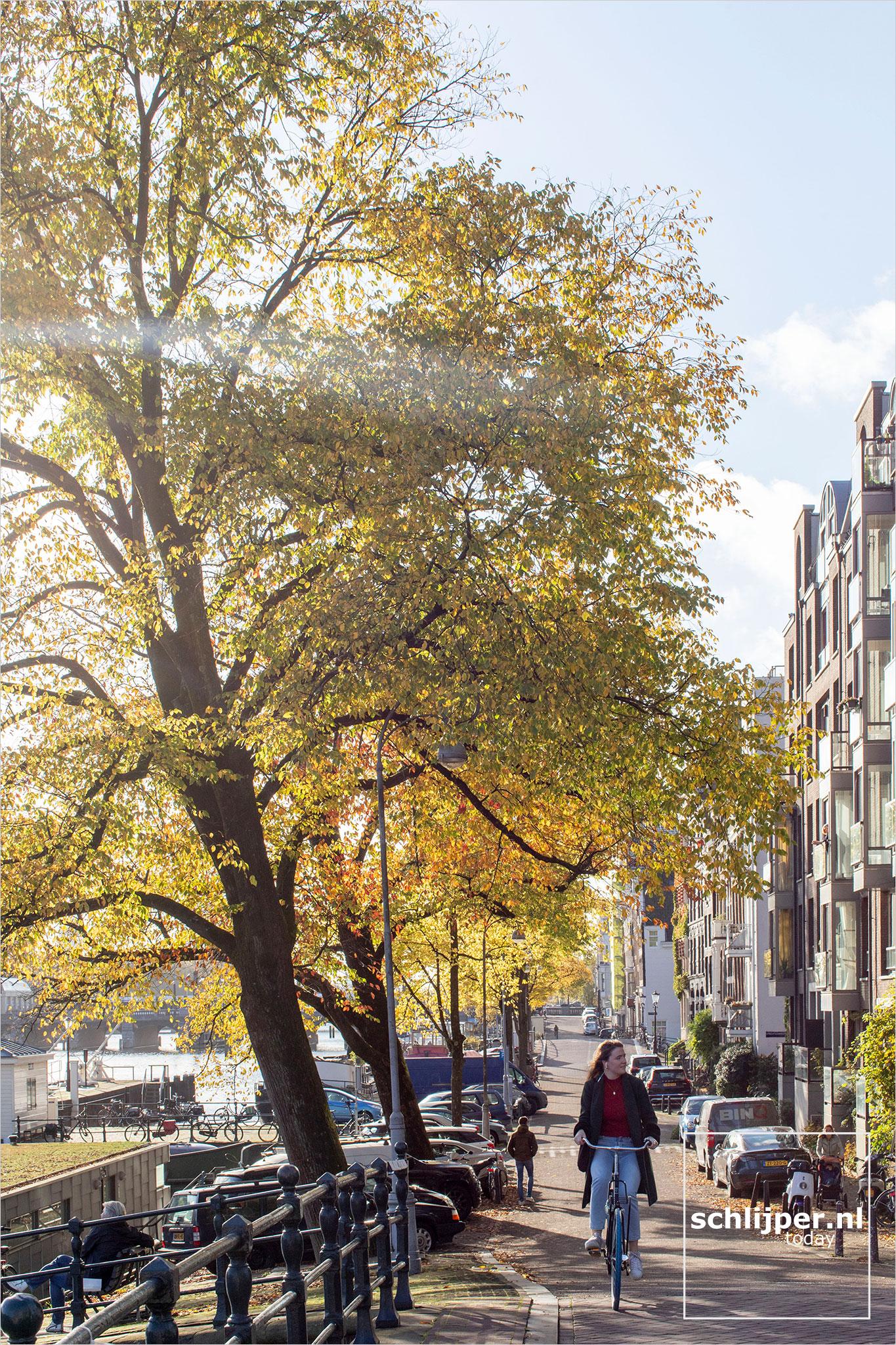 Nederland, Amsterdam, 22 oktober 2020