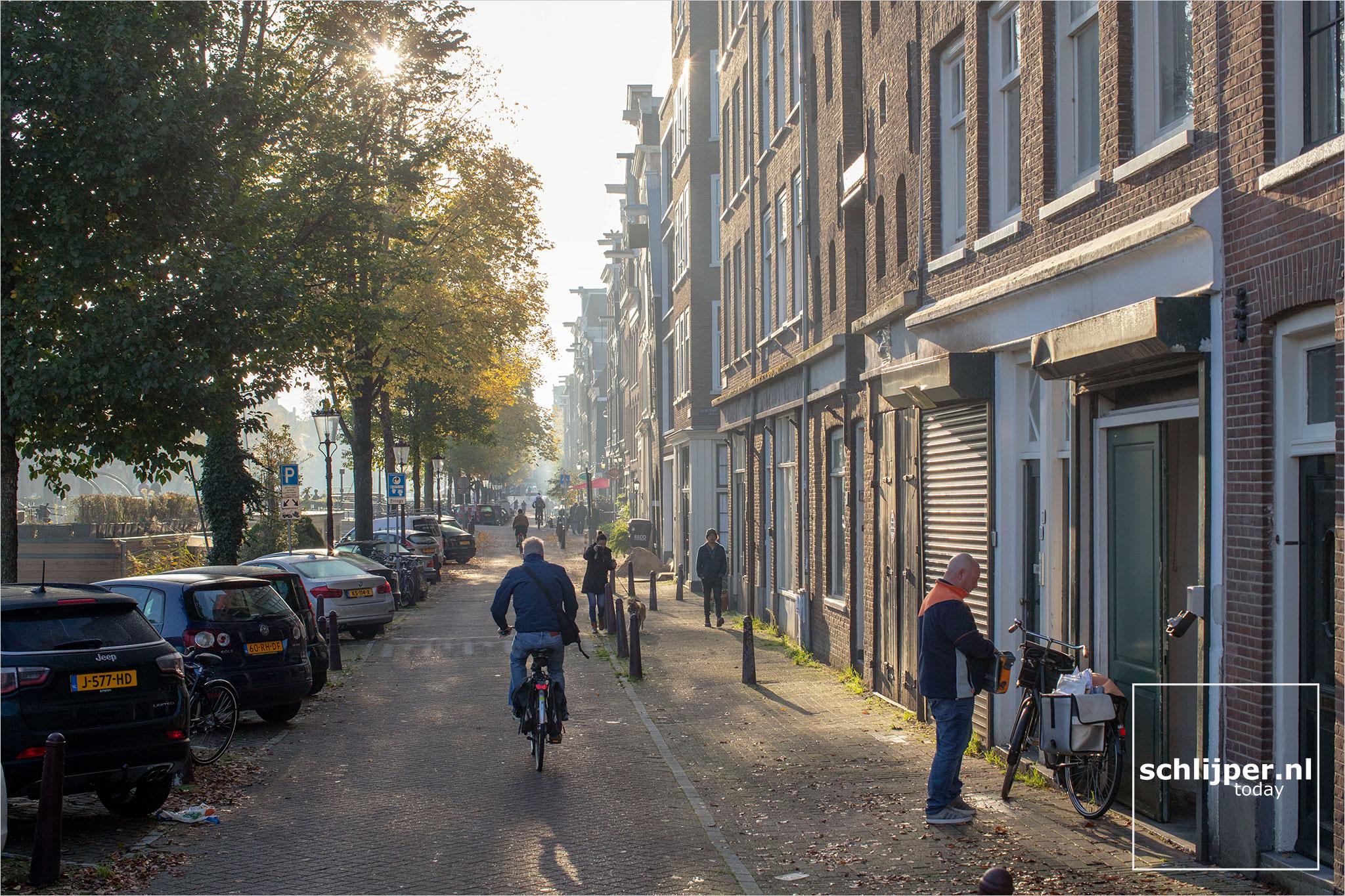 Nederland, Amsterdam, 23 oktober 2020