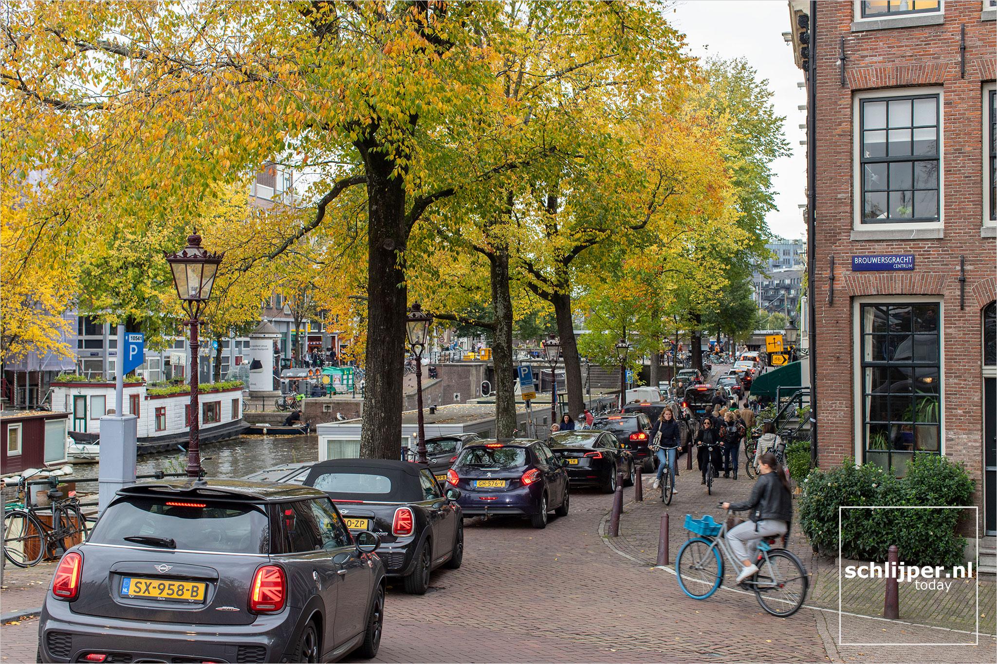 Nederland, Amsterdam, 24 oktober 2020