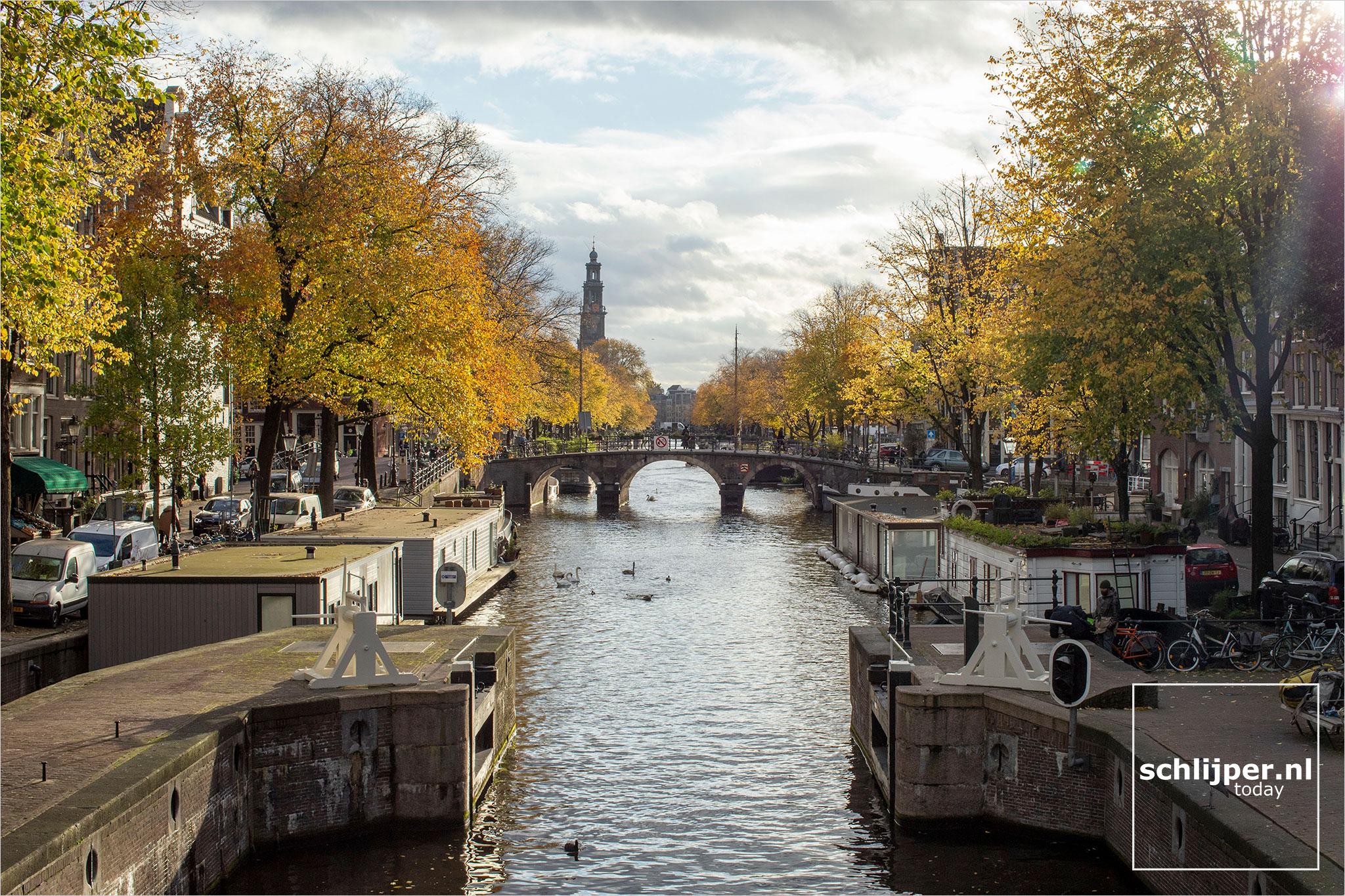 Nederland, Amsterdam, 16 oktober 2020