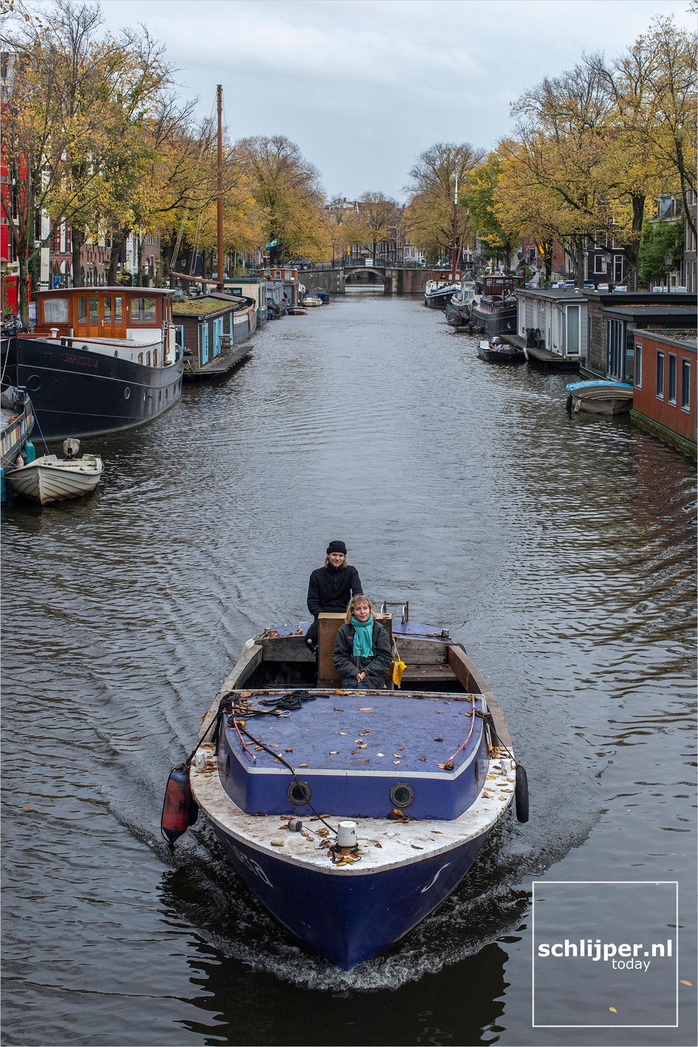 Nederland, Amsterdam, 27 oktober 2020