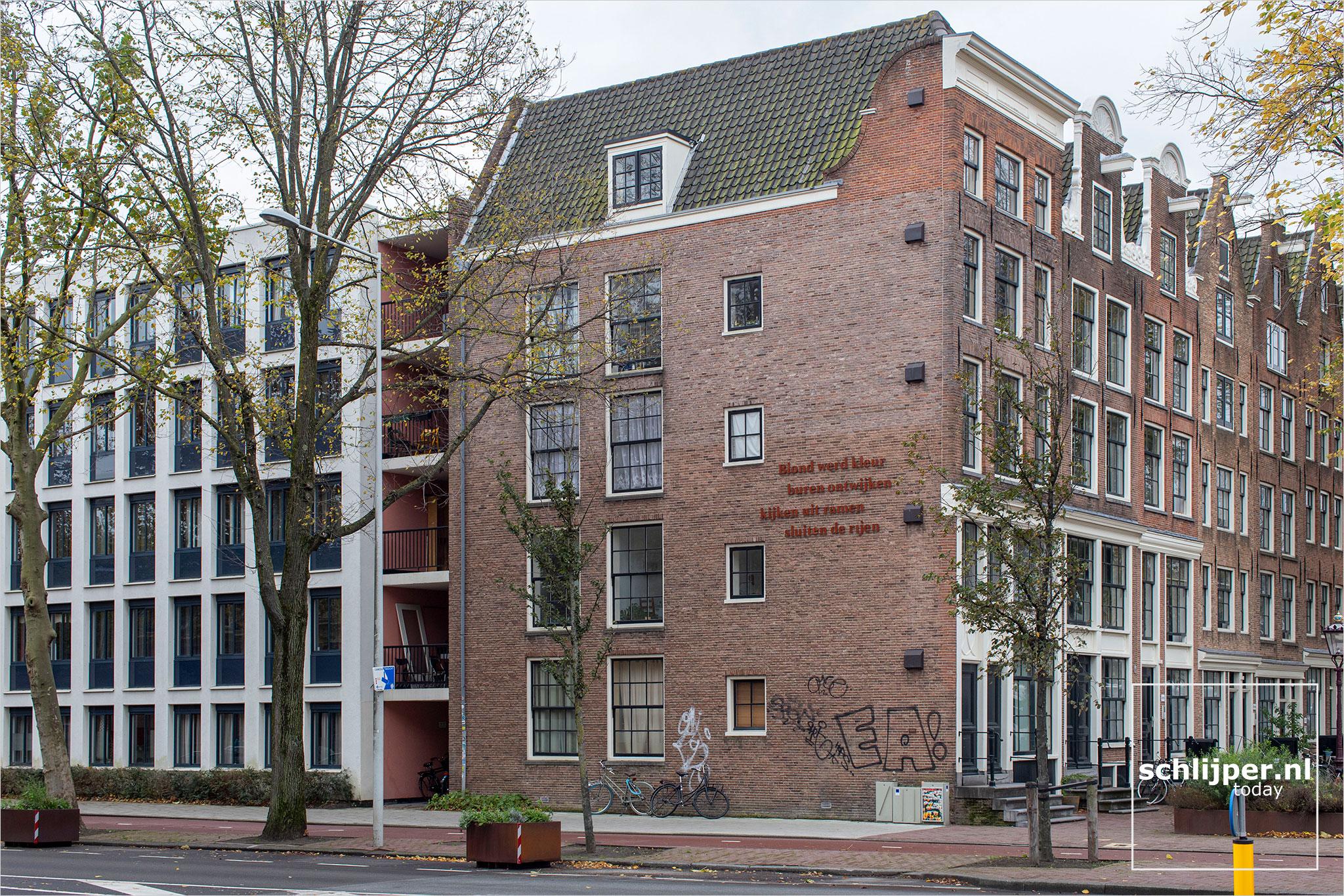 Nederland, Amsterdam, 30 oktober 2020