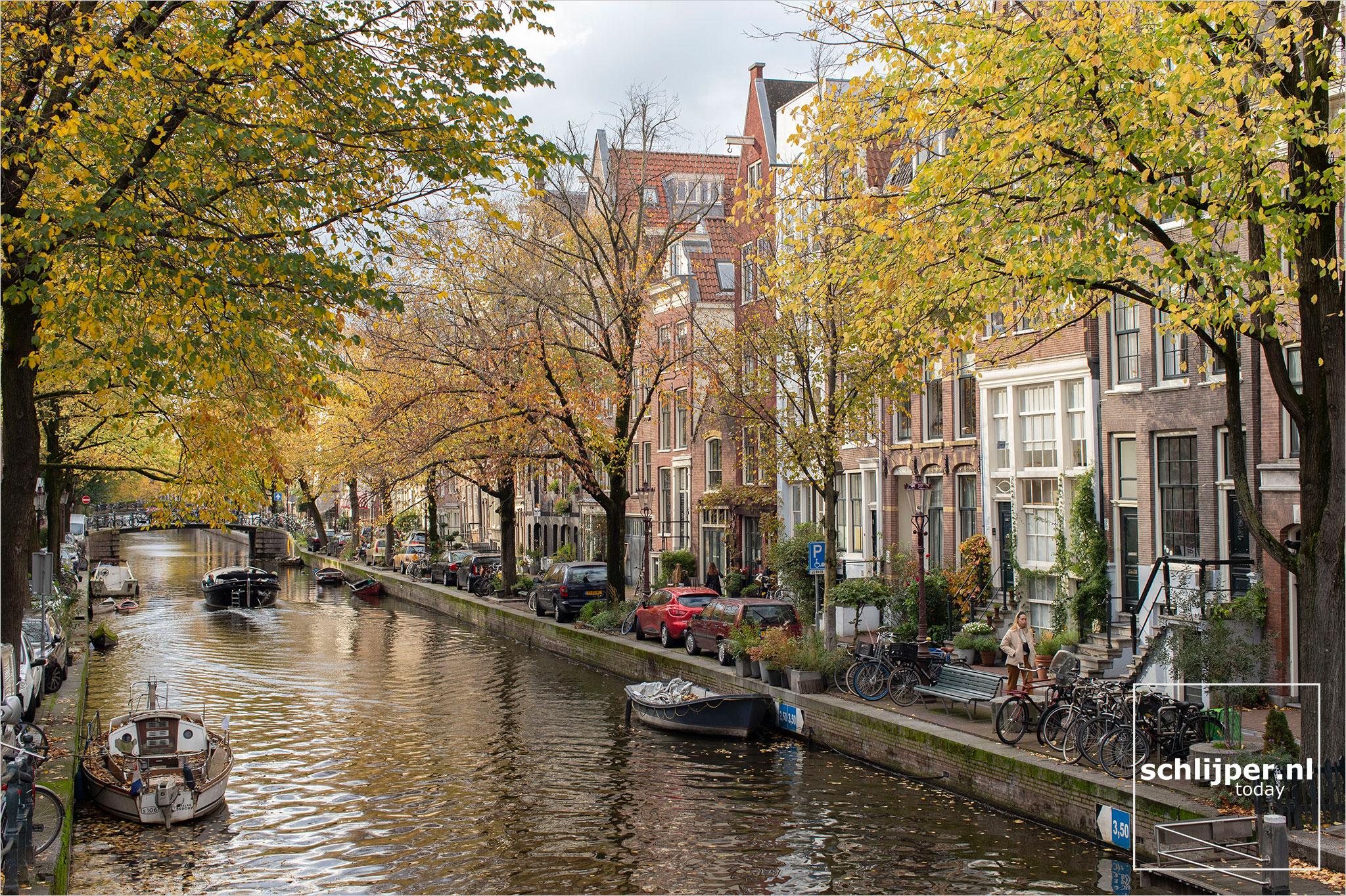 Nederland, Amsterdam, 31 oktober 2020