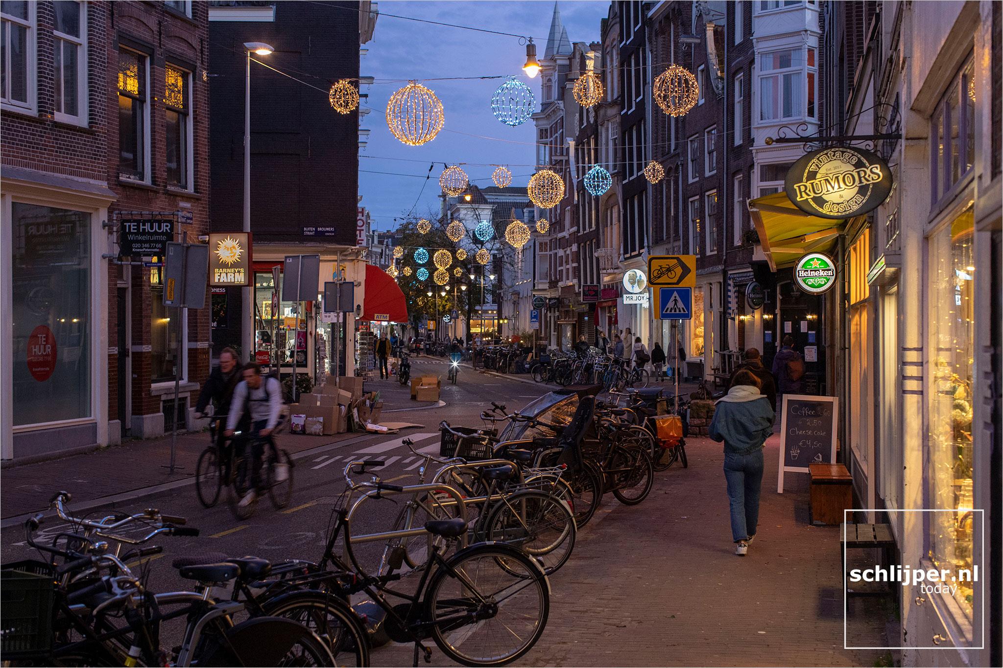 Nederland, Amsterdam, 2 november 2020