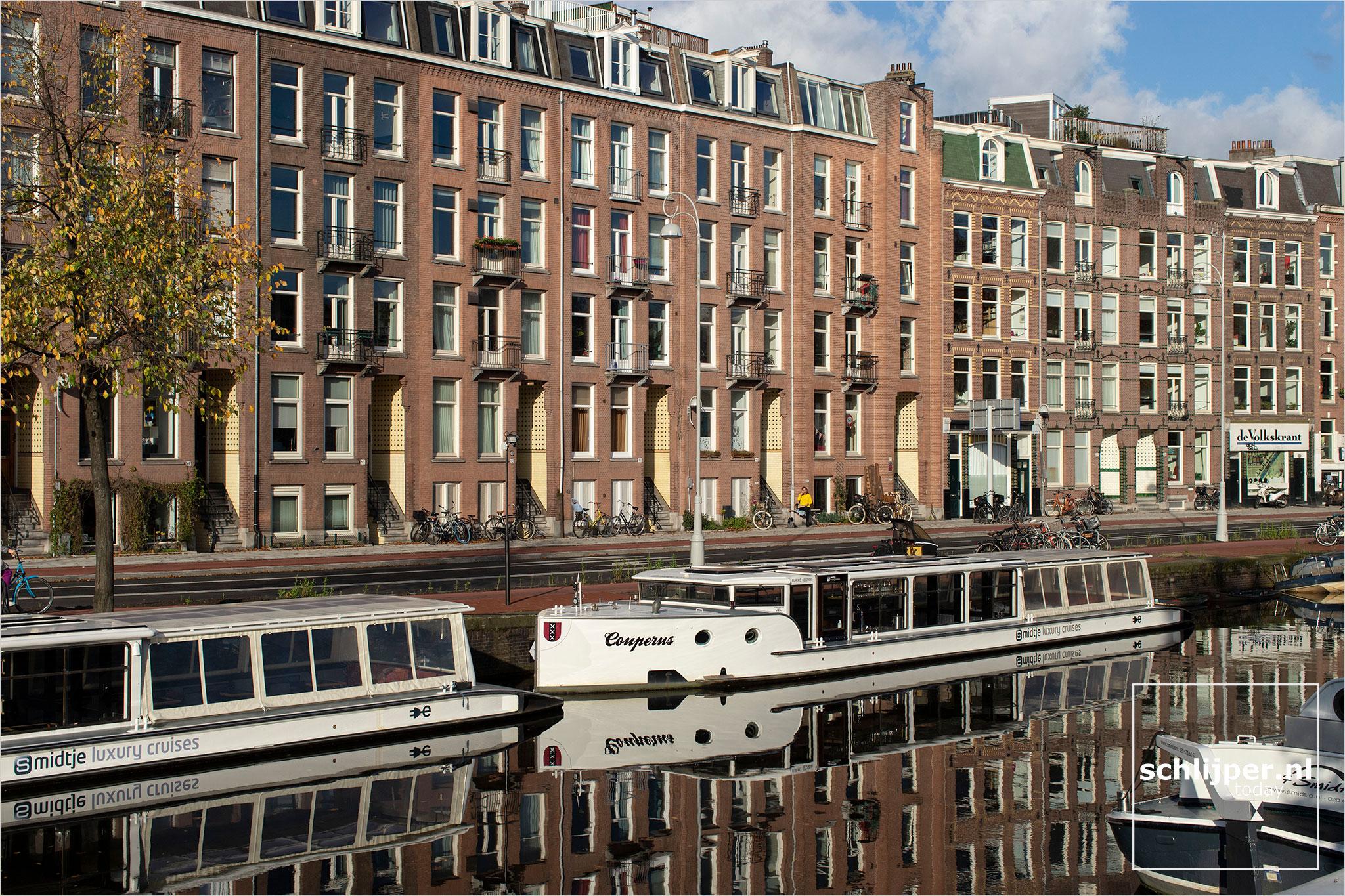 Nederland, Amsterdam, 4 november 2020