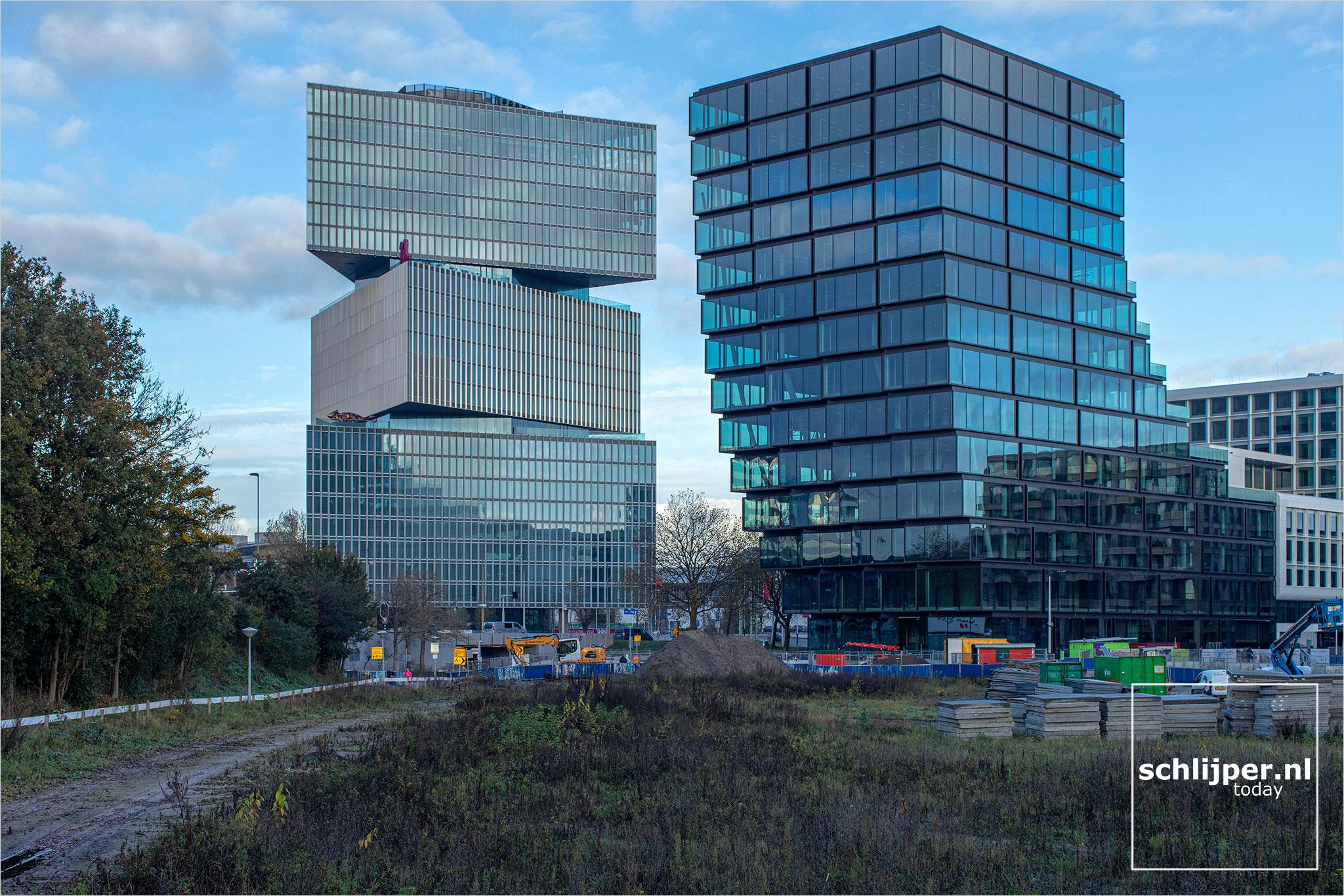 Nederland, Amsterdam, 5 november 2020