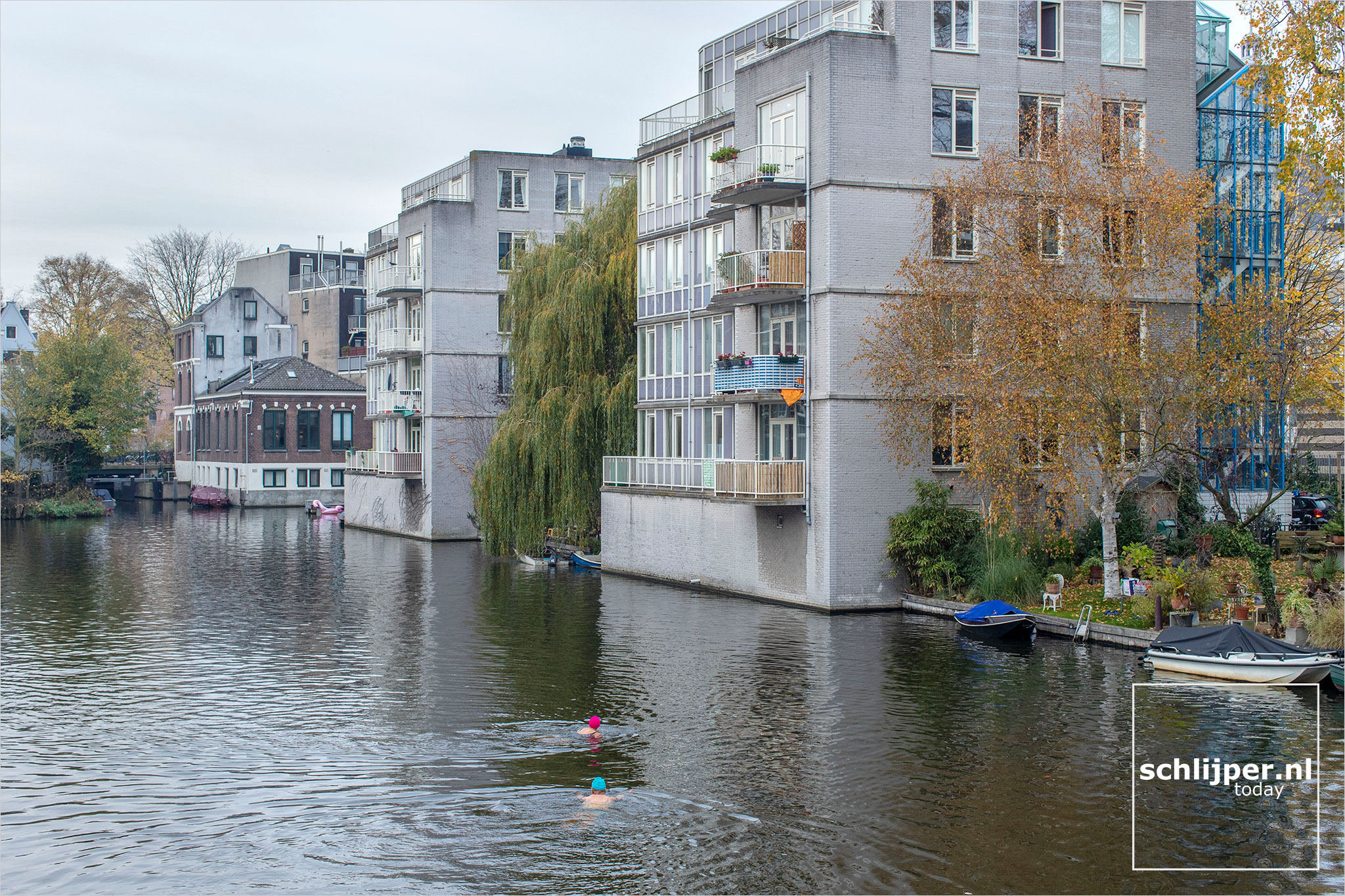 Nederland, Amsterdam, 6 november 2020