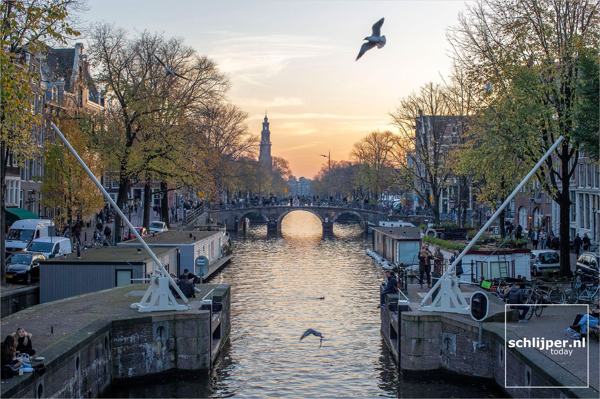 Nederland, Amsterdam, 18 november 2020