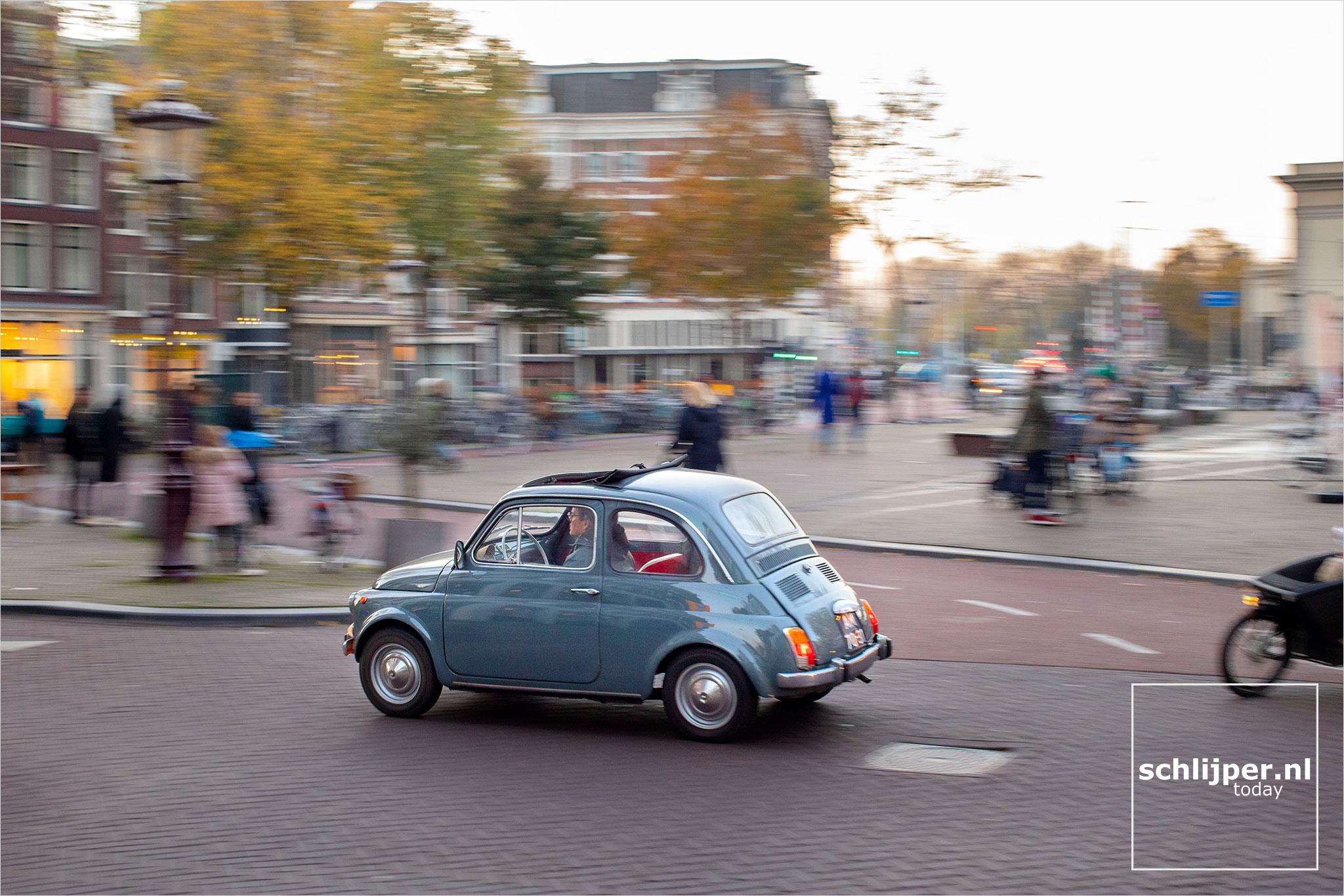 Nederland, Amsterdam, 7 november 2020