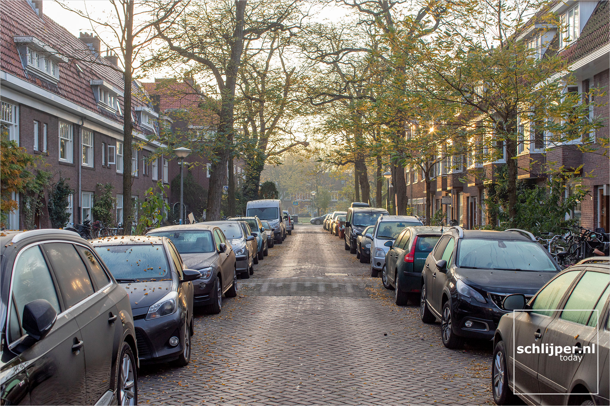 Nederland, Amsterdam, 8 november 2020