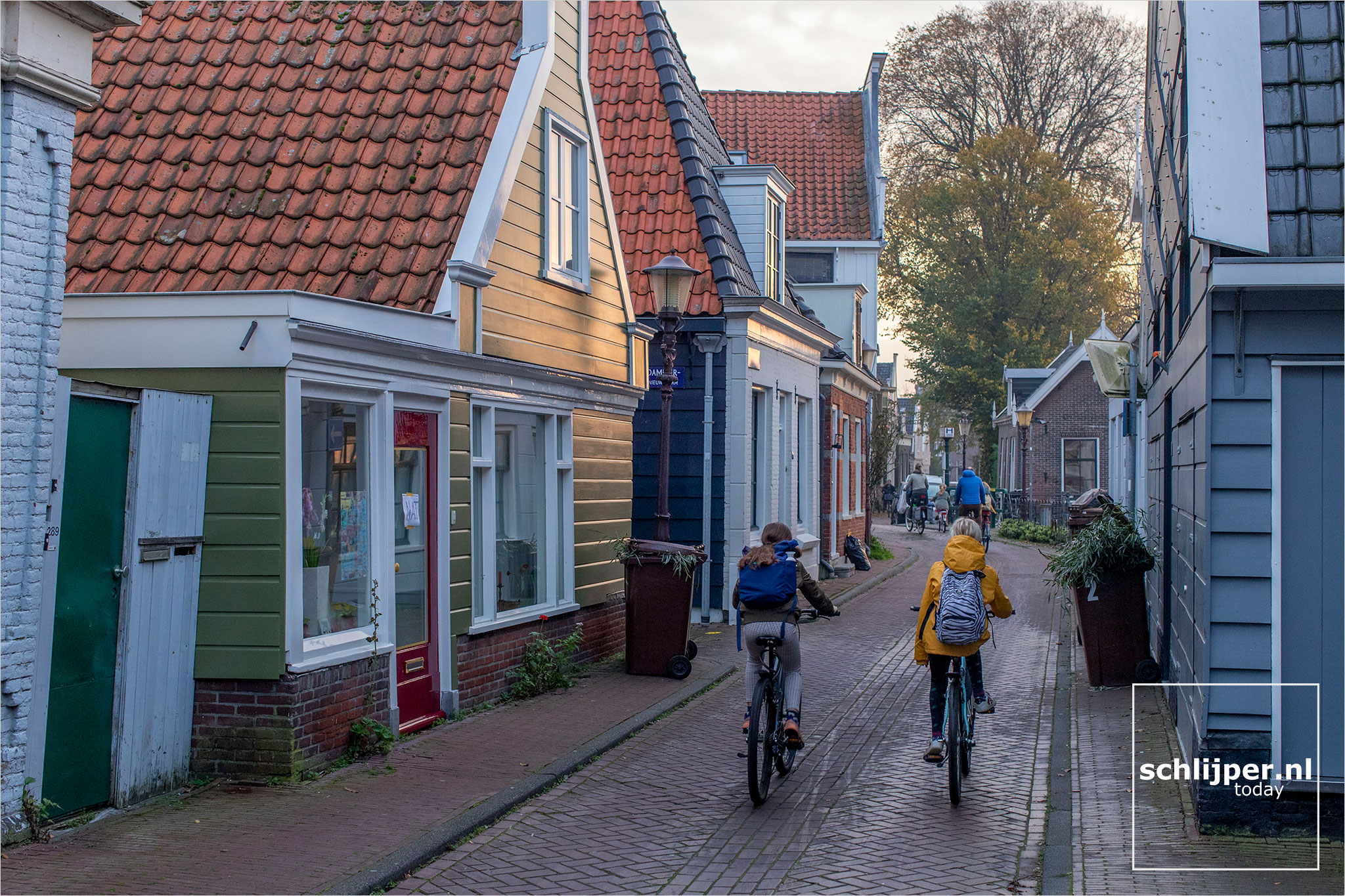 Nederland, Amsterdam, 10 november 2020
