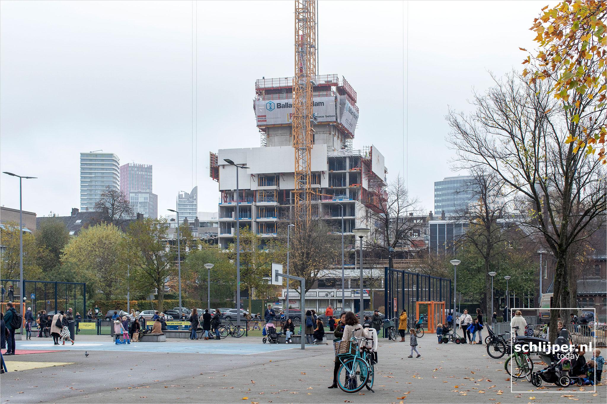 Nederland, Rotterdam, 11 november 2020
